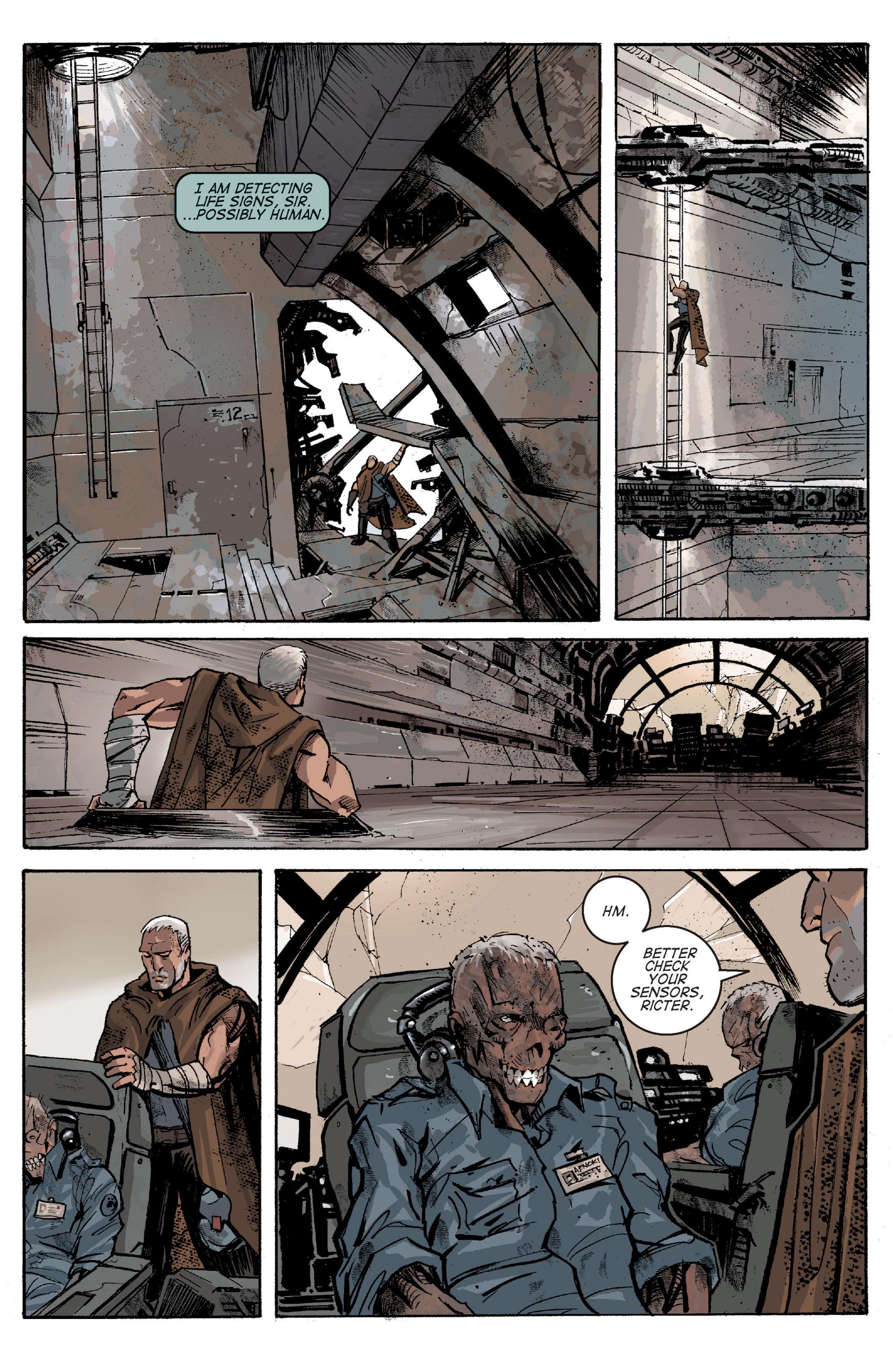 Read online Planetoid comic -  Issue # TPB - 58