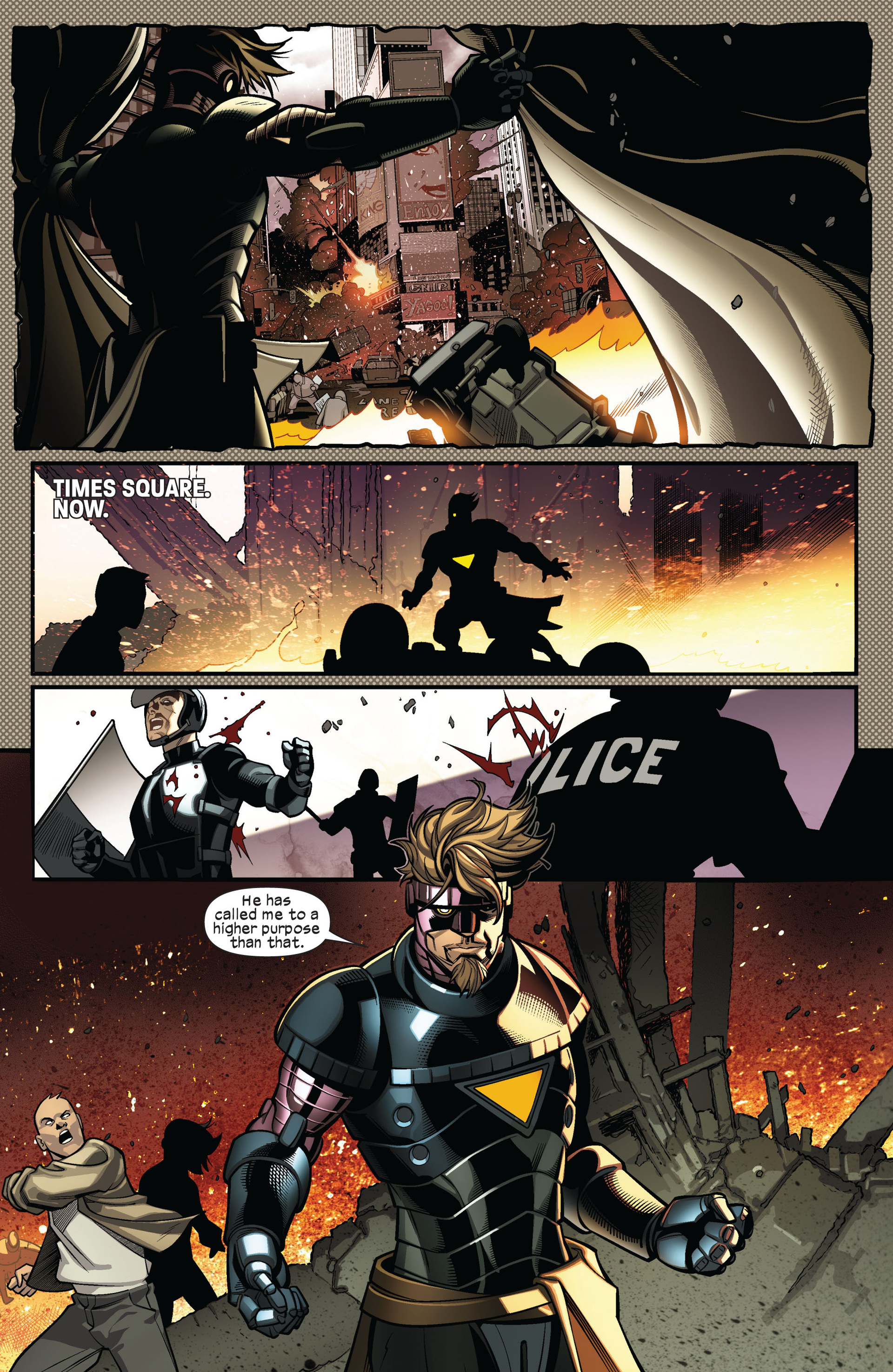 Read online Ultimate Comics X-Men comic -  Issue #4 - 10