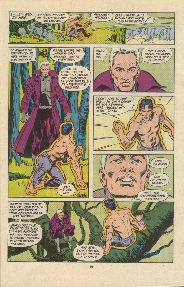 Read online Justice (1986) comic -  Issue #17 - 11