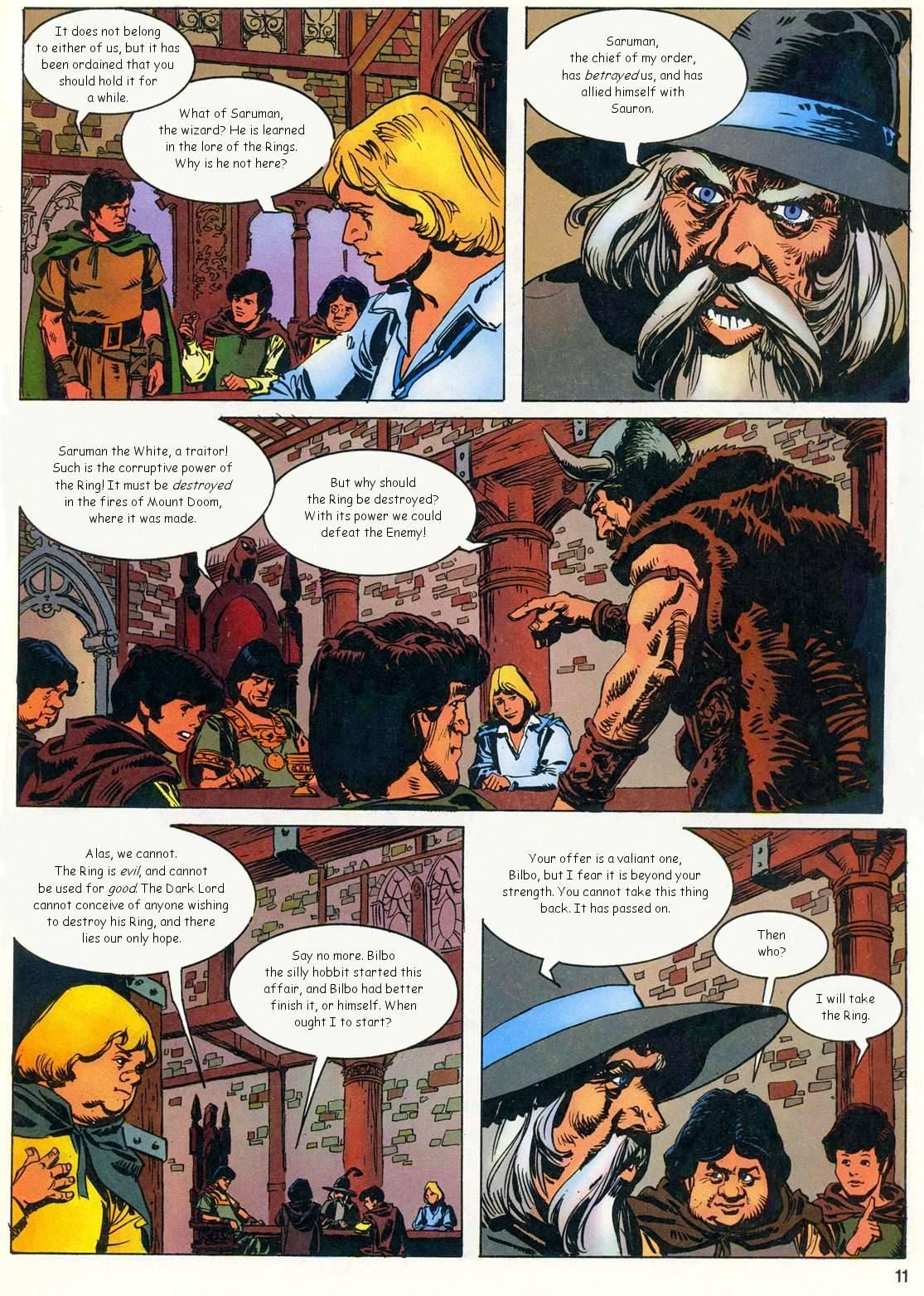 El Señor de los Anillos issue 2 - Page 8