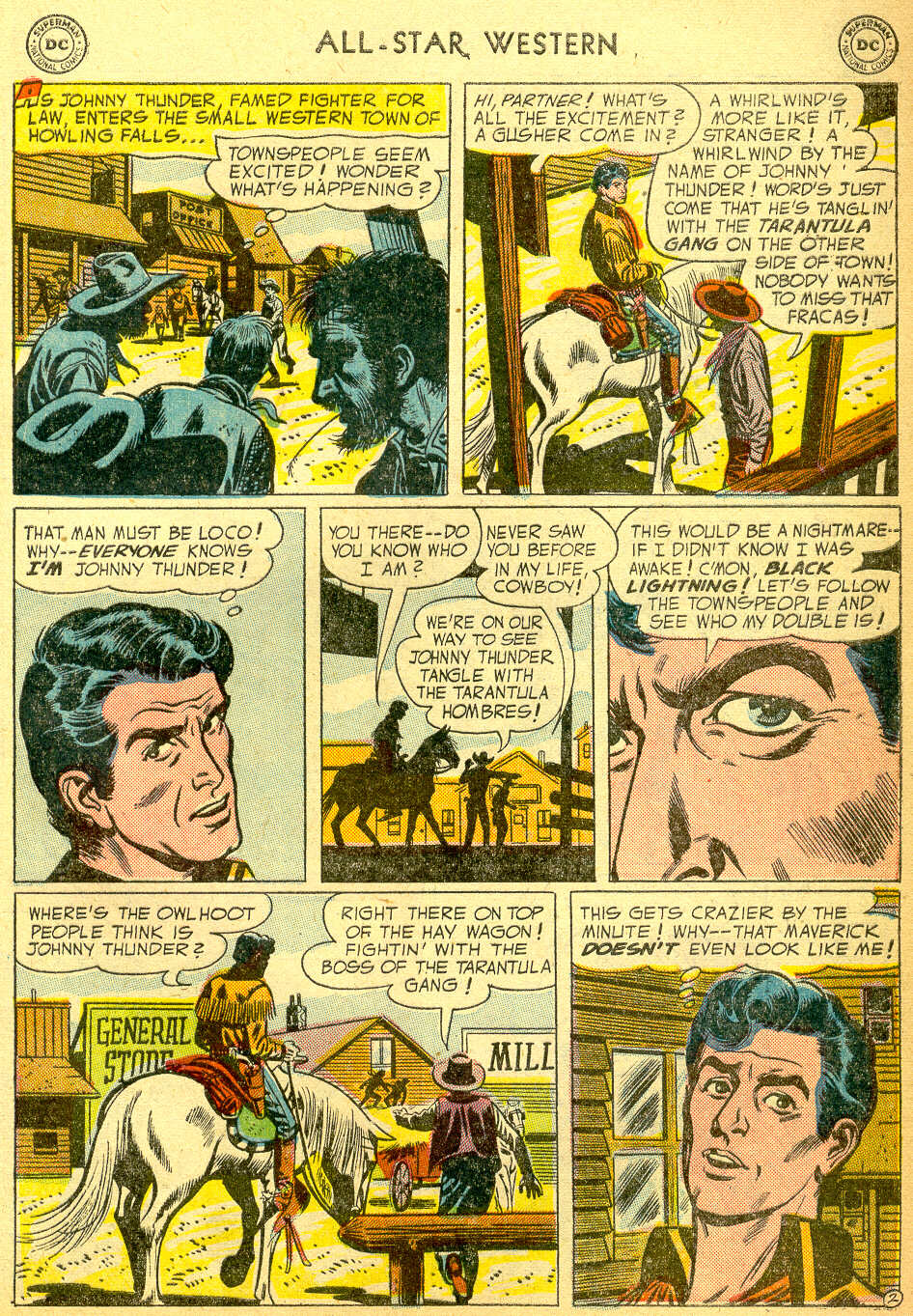 All-Star Western (1951) issue 81 - Page 29