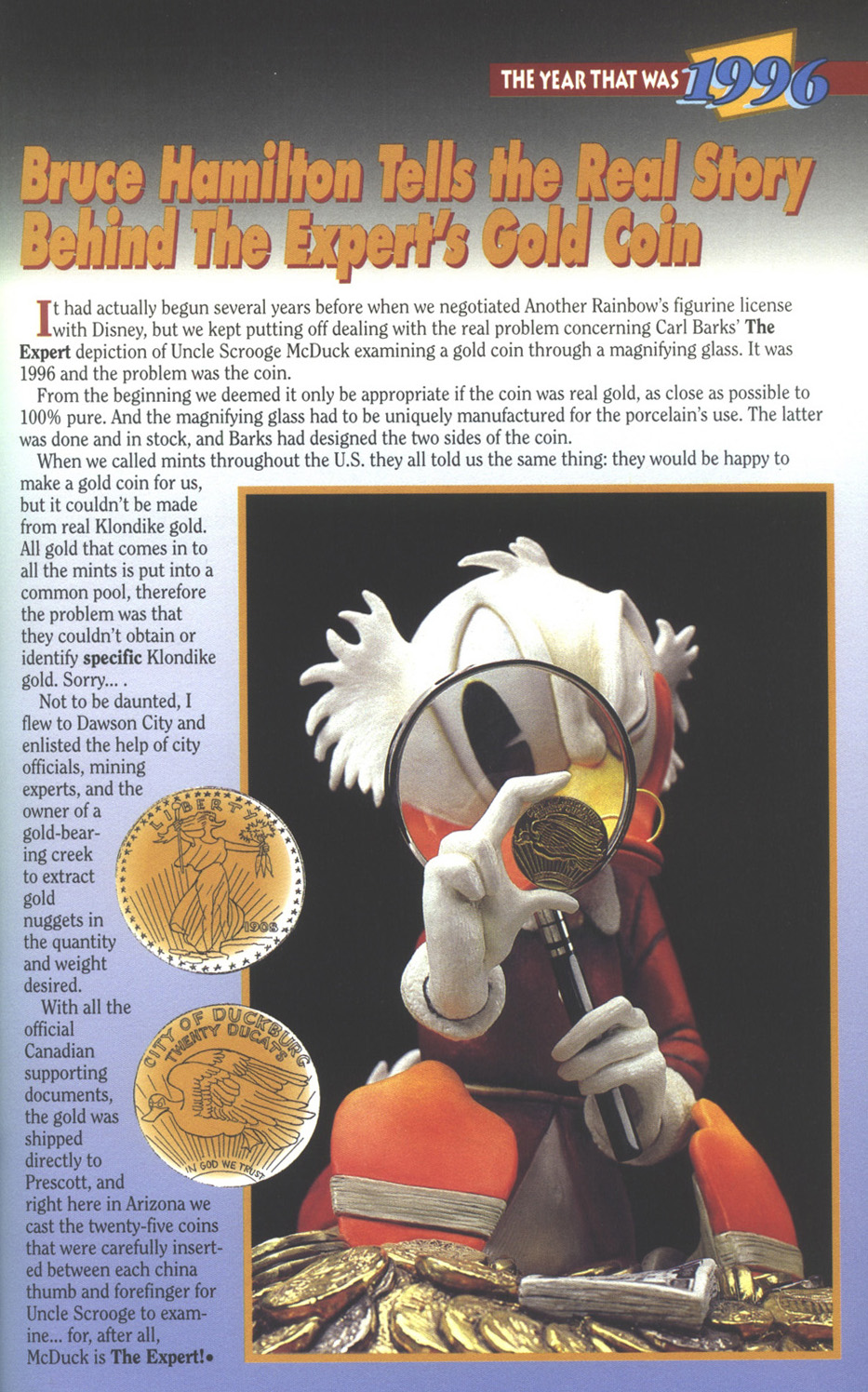 Read online Uncle Scrooge (1953) comic -  Issue #317 - 19