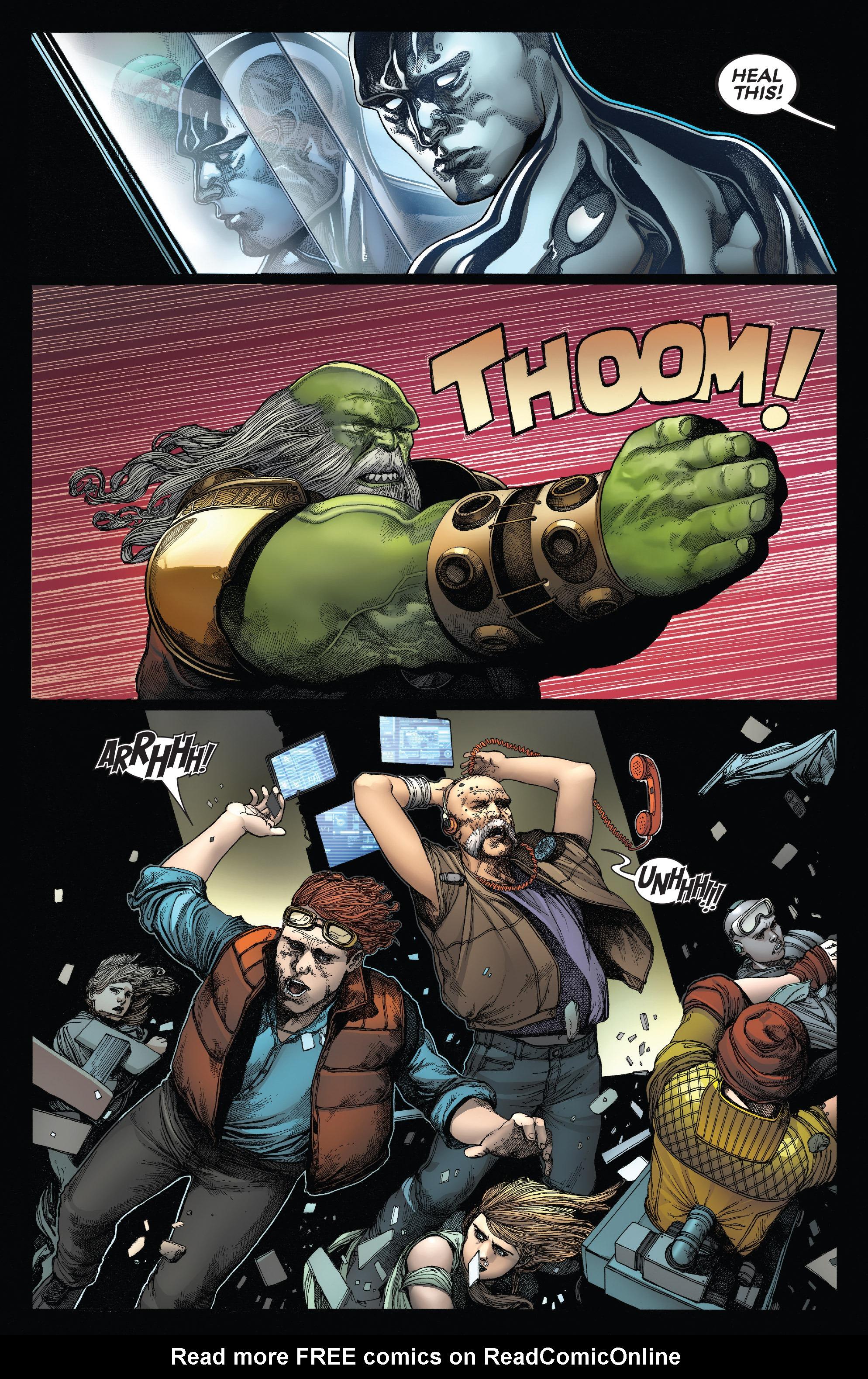 Read online Secret Wars: Battleworld comic -  Issue #4 - 20