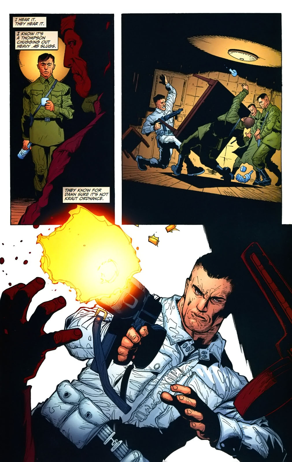 Read online Team Zero comic -  Issue #4 - 14