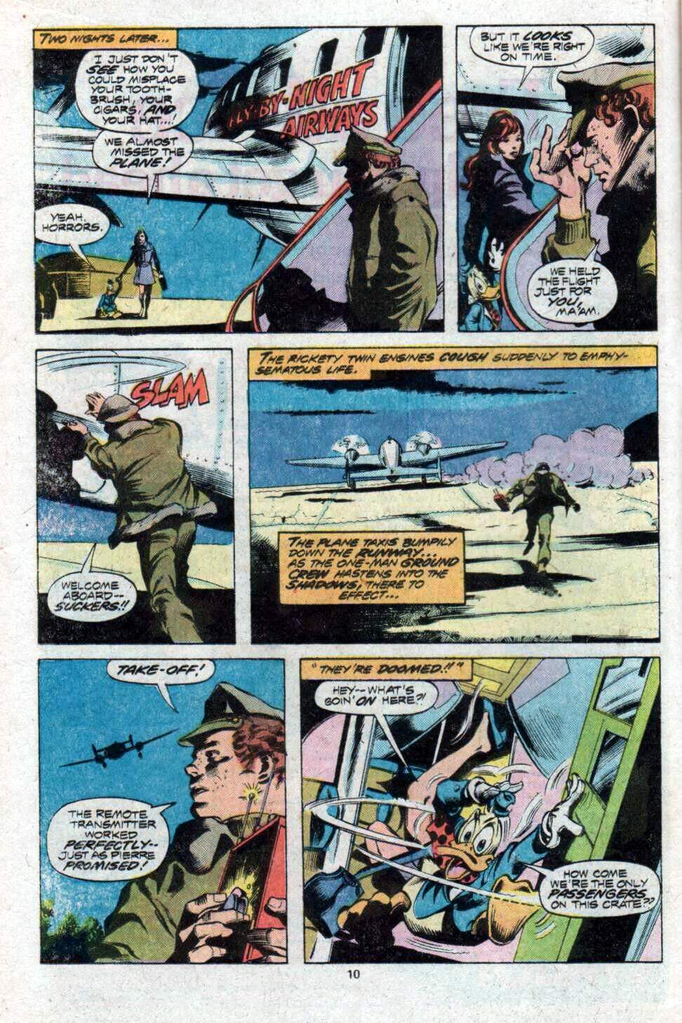 Howard the Duck (1976) Issue #9 #10 - English 7