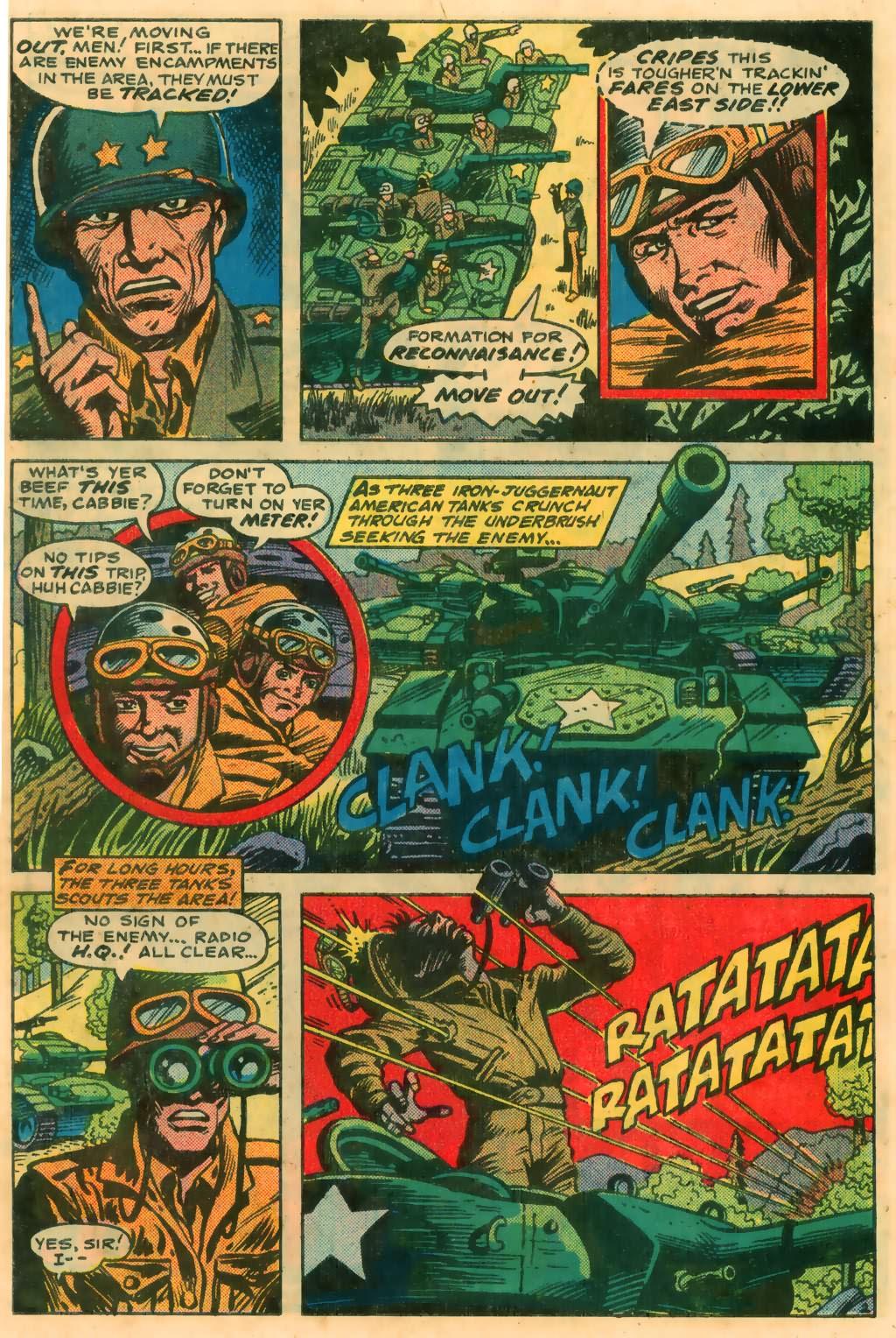 Read online Sgt. Rock comic -  Issue #374 - 25