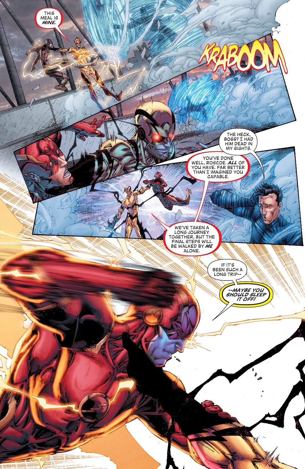 Read online The Flash (2011) comic -  Issue # _TPB 8 (Part 2) - 74