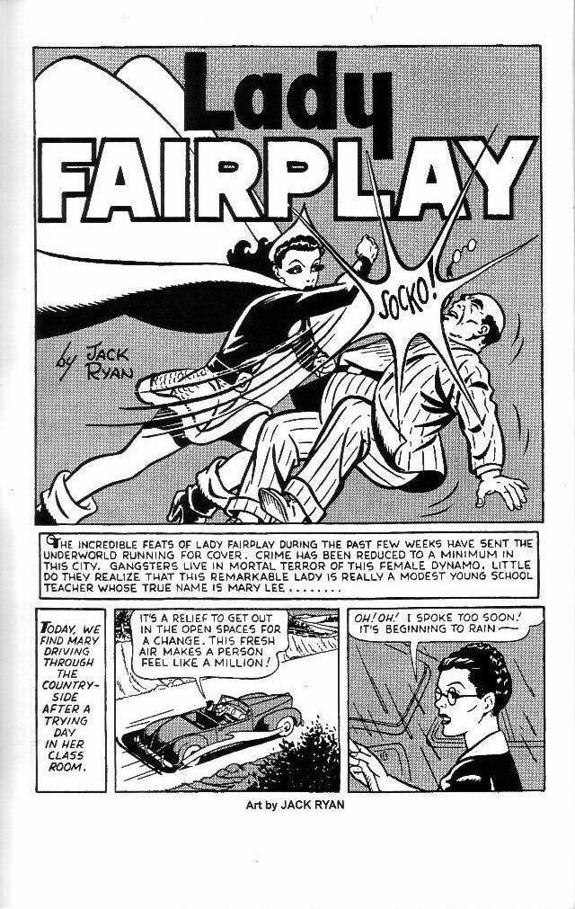 Read online Men of Mystery Comics comic -  Issue #44 - 36