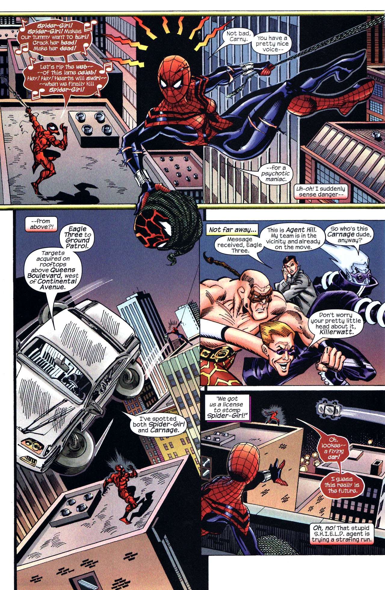 Read online Amazing Spider-Girl comic -  Issue #12 - 6