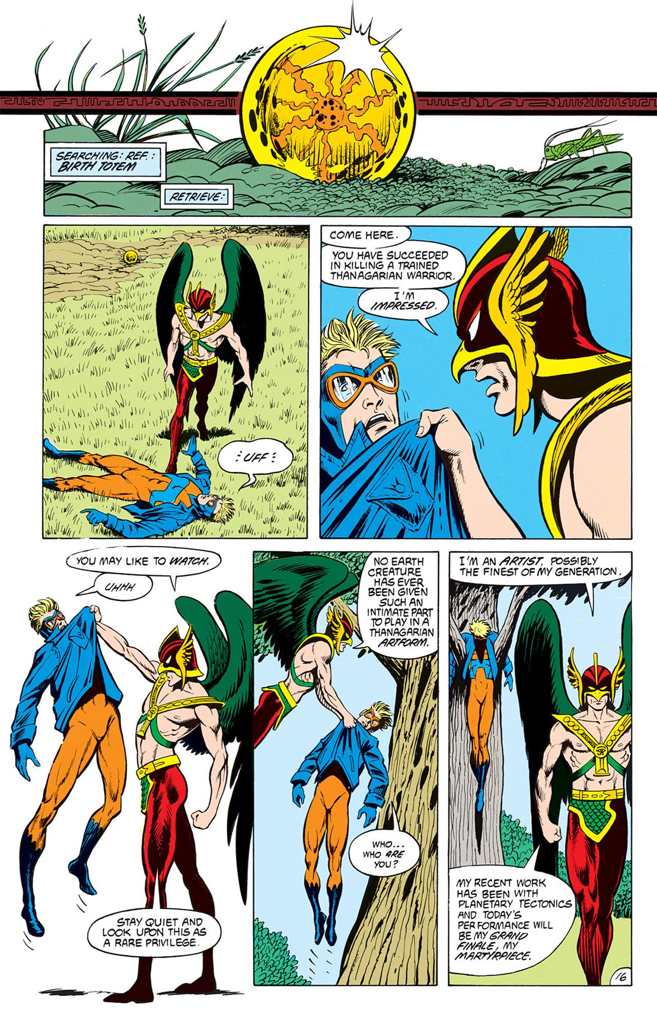Read online Animal Man (1988) comic -  Issue #6 - 18