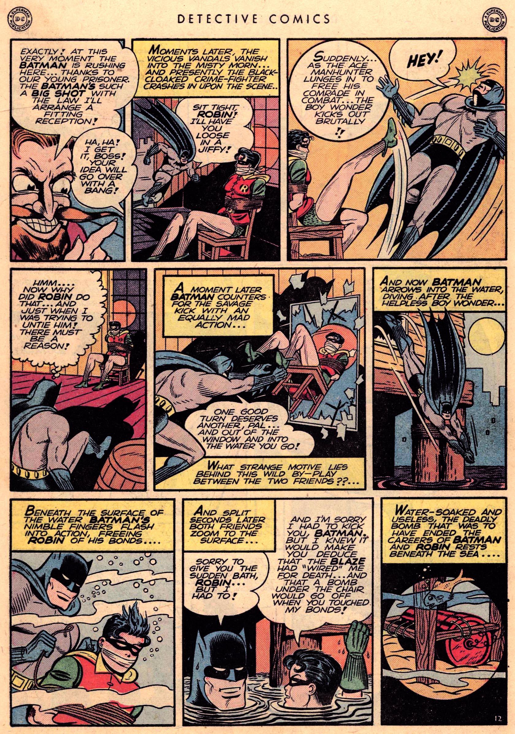 Read online Detective Comics (1937) comic -  Issue #95 - 14