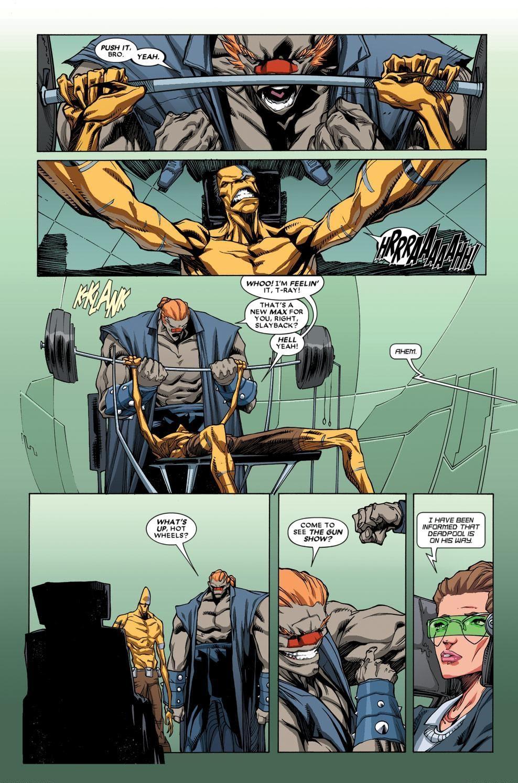 Read online Deadpool (2008) comic -  Issue #63 - 3