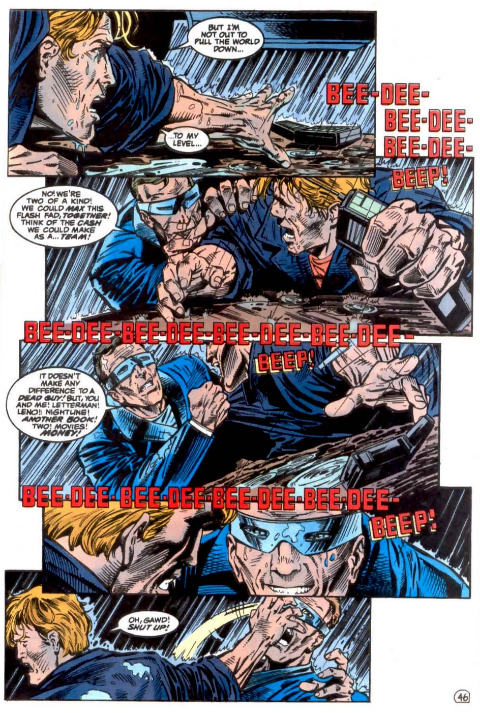 Read online The Flash (1987) comic -  Issue # _Annual 7 - 47