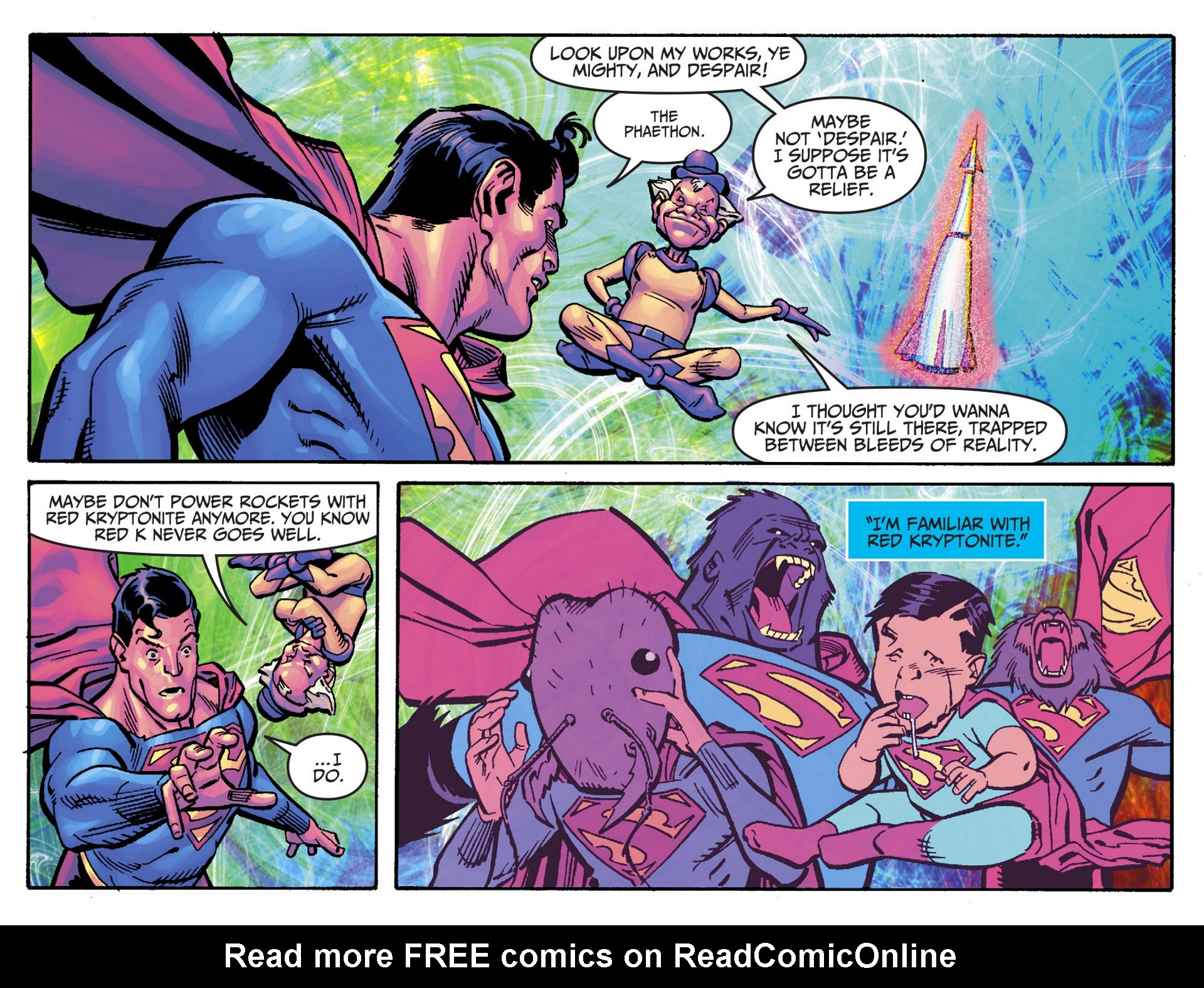 Read online Adventures of Superman [I] comic -  Issue #47 - 15