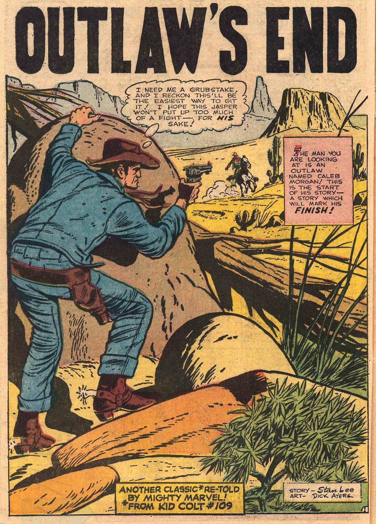 Read online Two-Gun Kid comic -  Issue #84 - 26