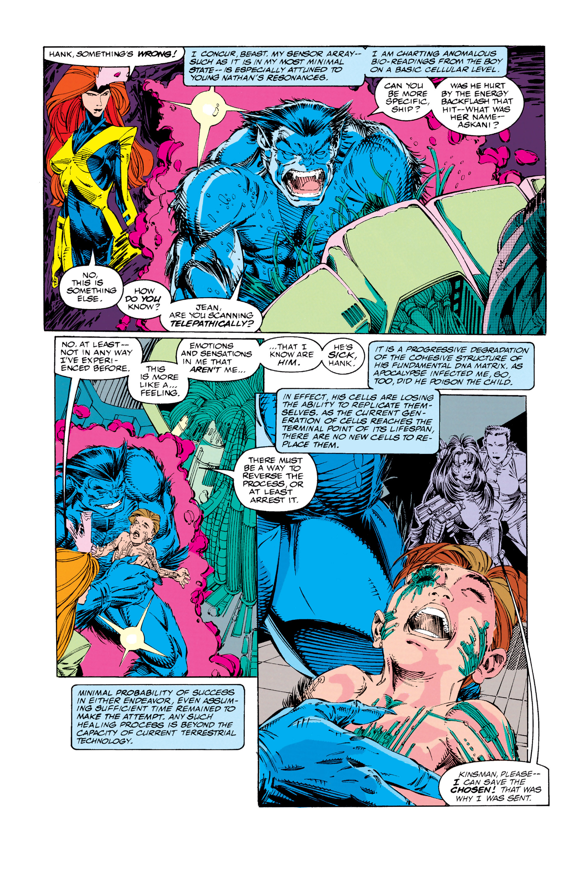 Read online X-Factor (1986) comic -  Issue #68 - 12