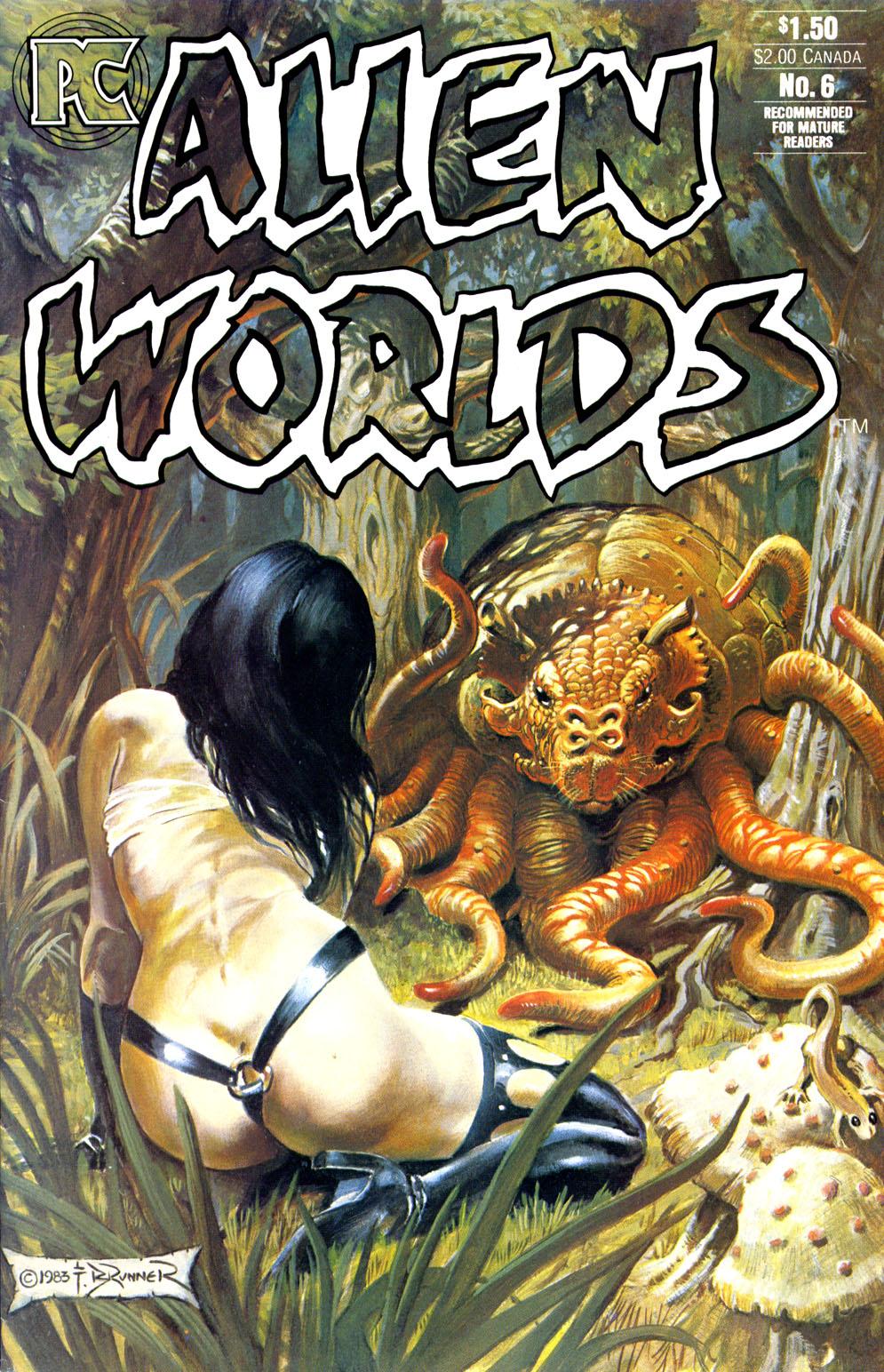 Alien Worlds 6 Page 1