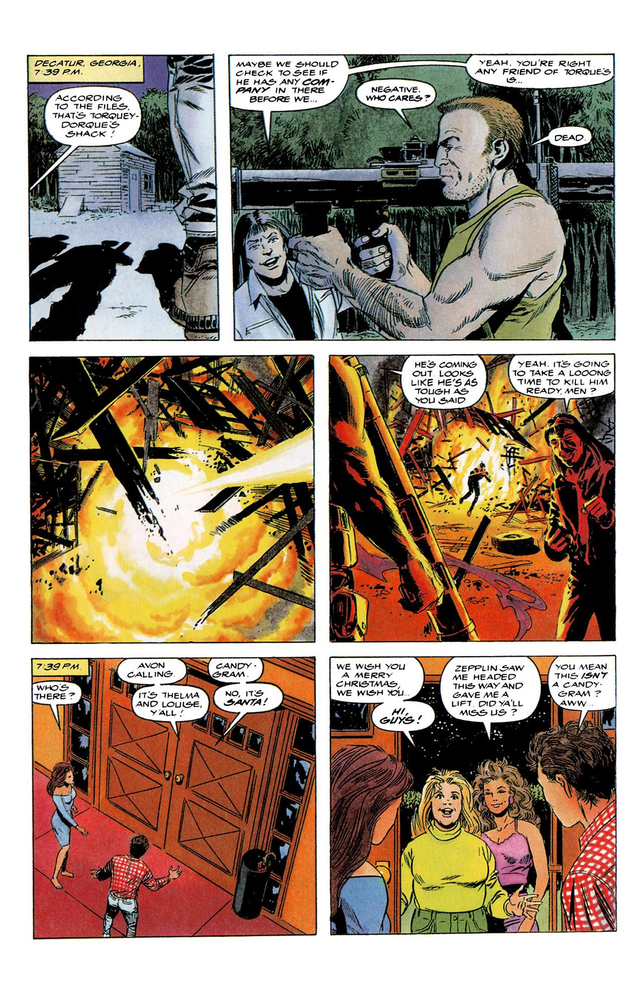 Read online Harbinger (1992) comic -  Issue #4 - 14