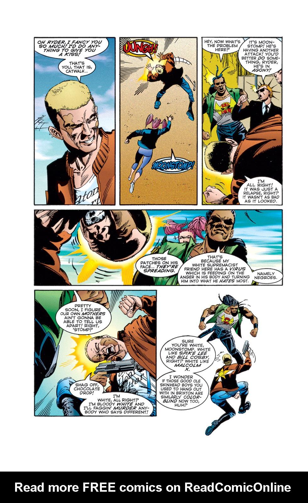 Read online Skrull Kill Krew (1995) comic -  Issue #4 - 8