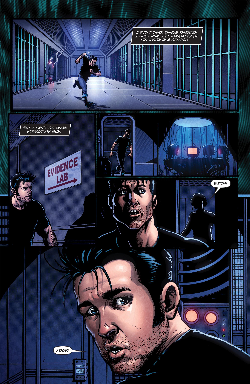 Read online Ballistic (2013) comic -  Issue #2 - 17
