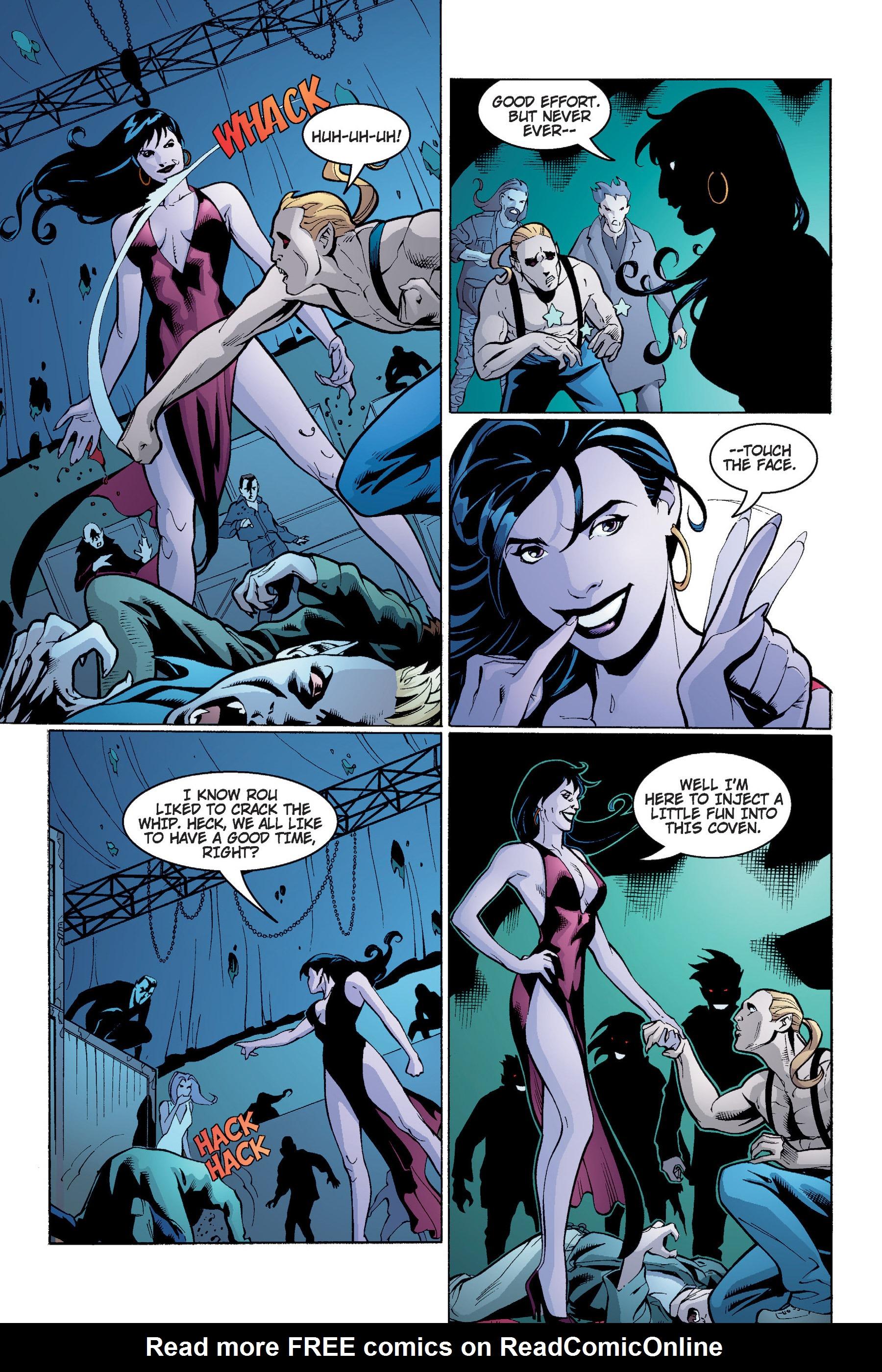 Read online Buffy the Vampire Slayer: Omnibus comic -  Issue # TPB 4 - 78