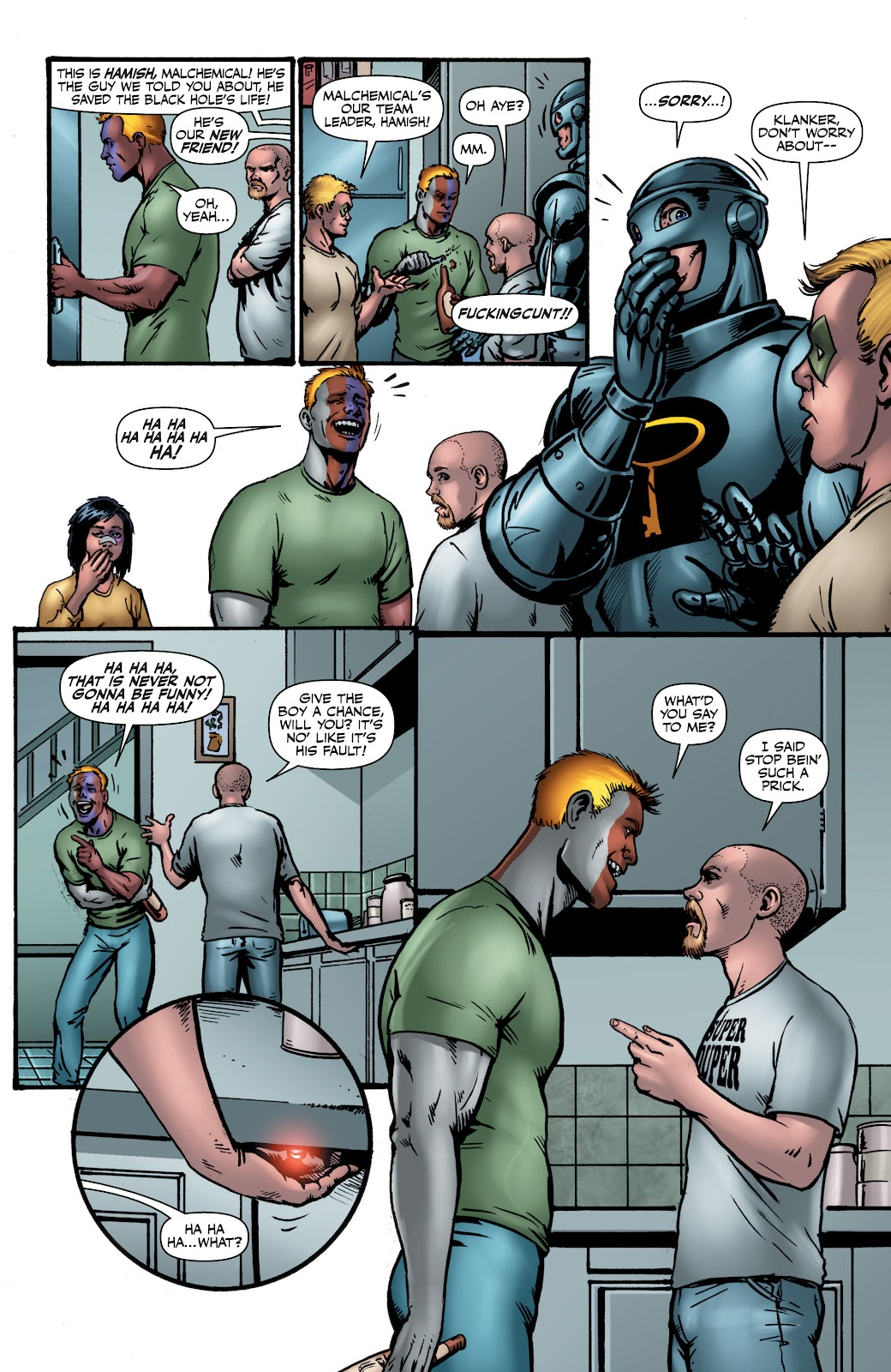 Read online The Boys Omnibus comic -  Issue # TPB 4 (Part 1) - 86