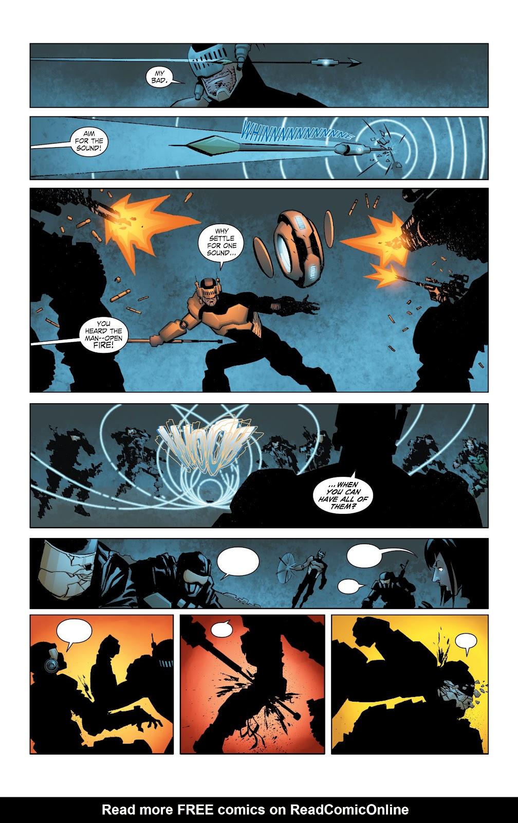 Read online Smallville Season 11 [II] comic -  Issue # TPB 7 - 64