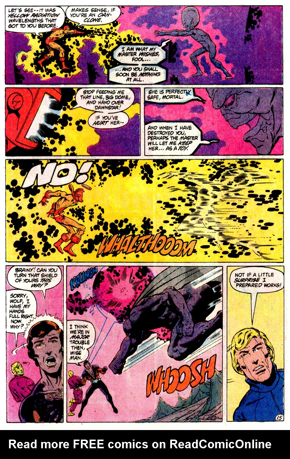 Legion of Super-Heroes (1980) 293 Page 26