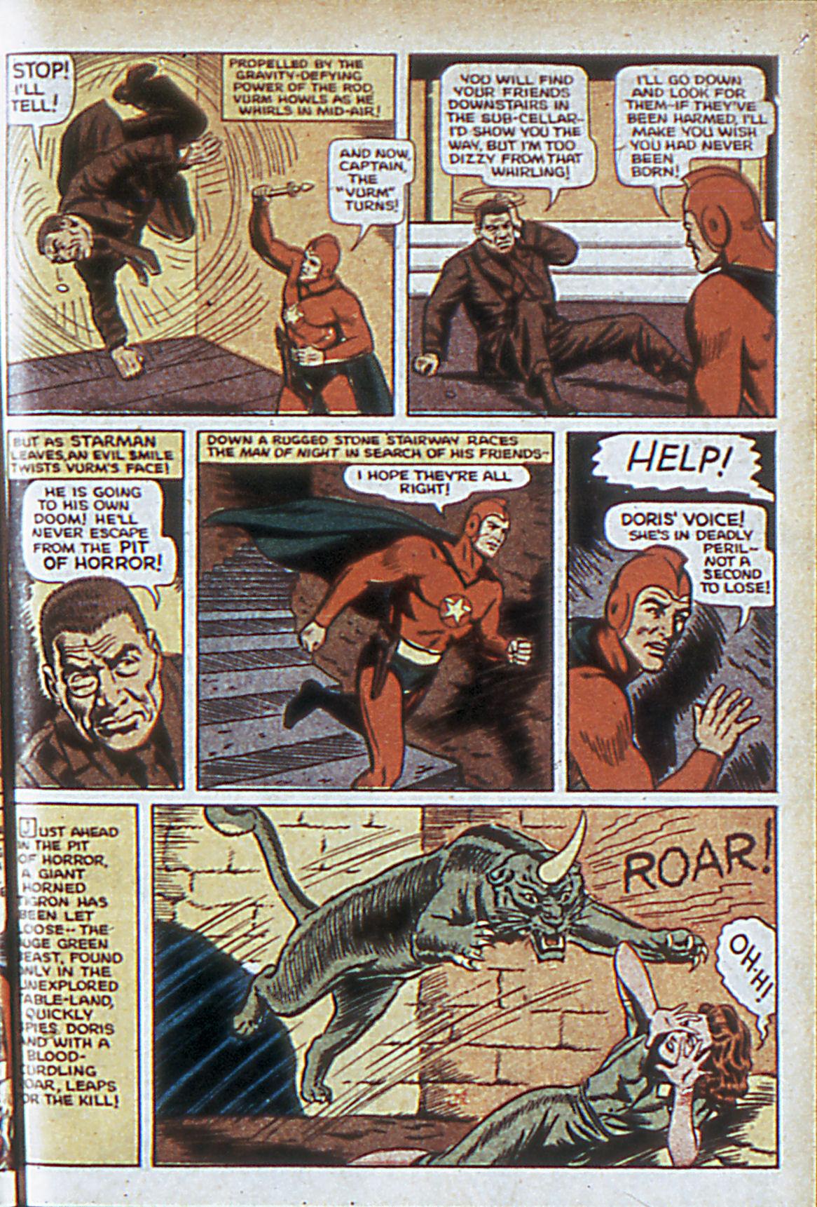 Read online Adventure Comics (1938) comic -  Issue #63 - 12