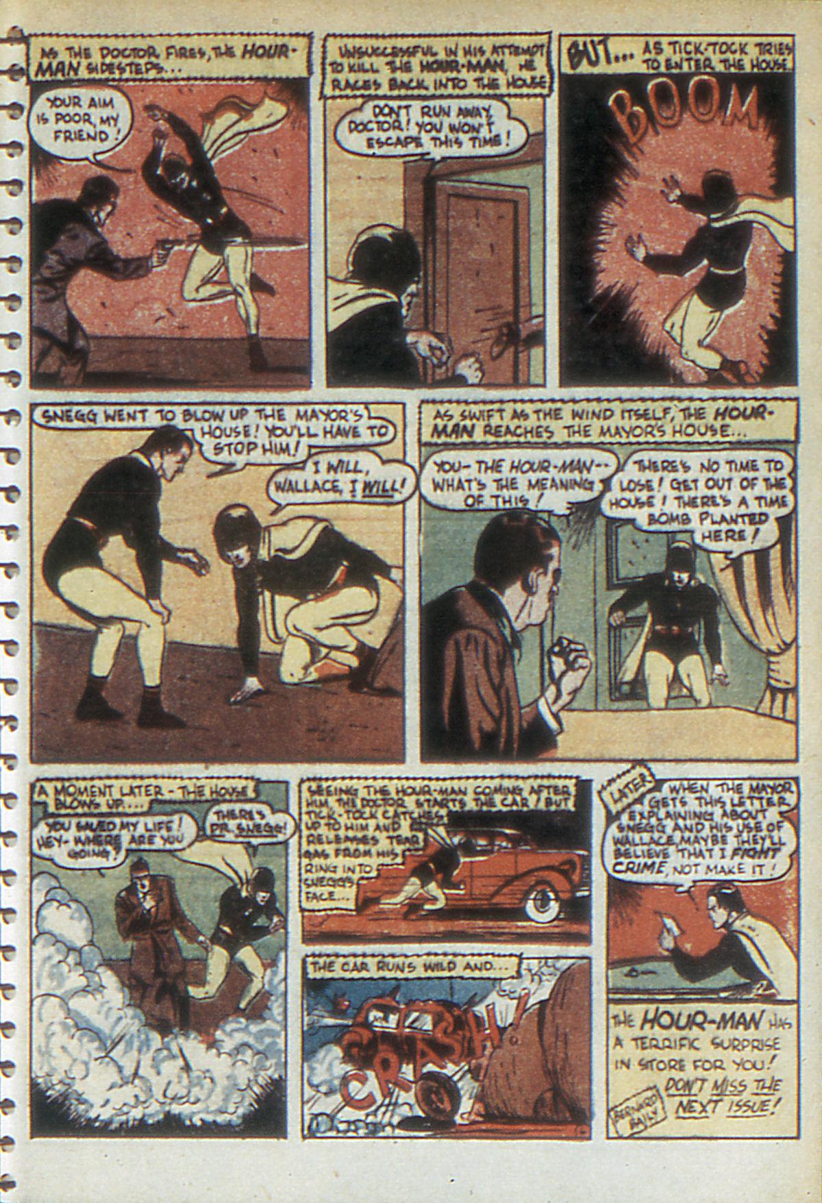 Read online Adventure Comics (1938) comic -  Issue #52 - 65