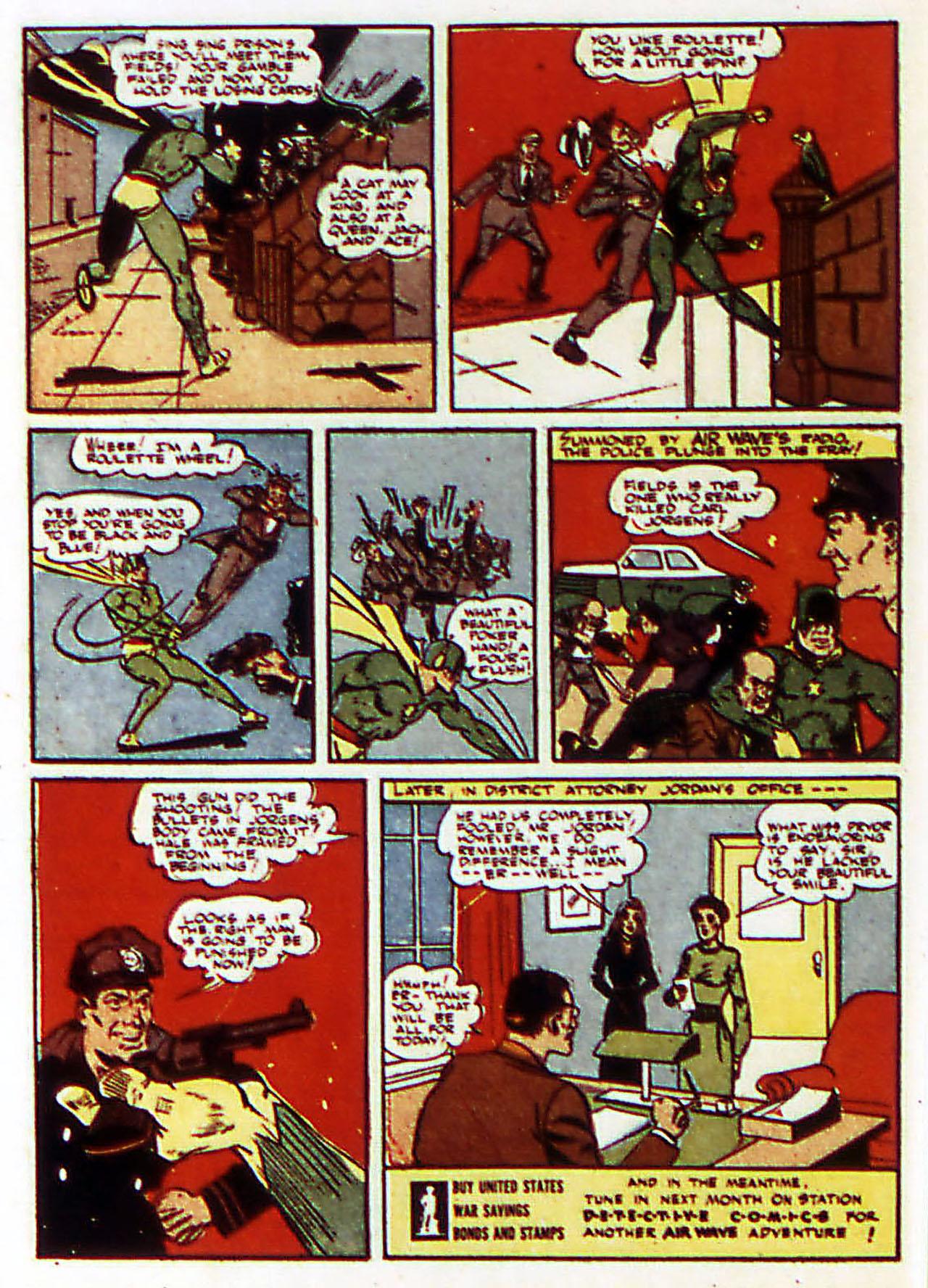 Read online Detective Comics (1937) comic -  Issue #72 - 57