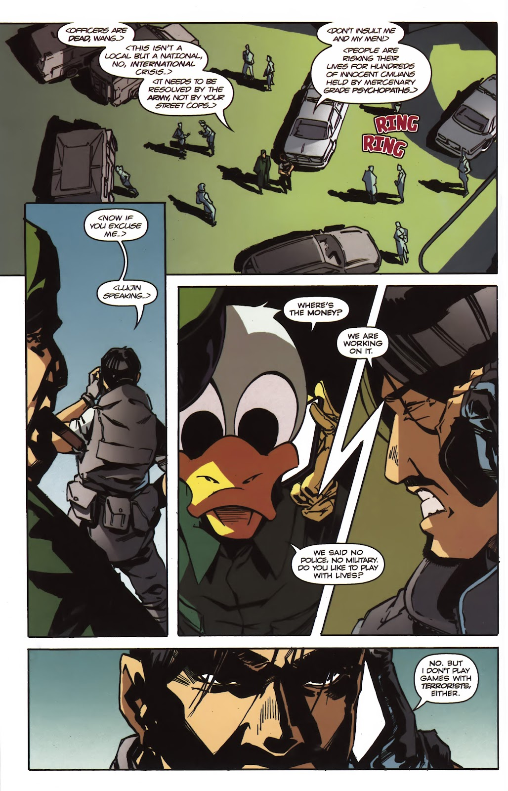 Read online Ricky Rouse Has A Gun comic -  Issue # TPB (Part 2) - 11