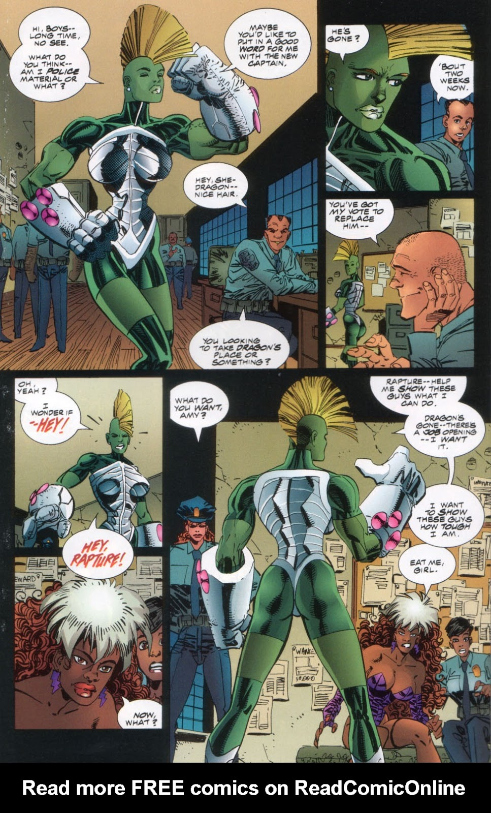 The Savage Dragon (1993) Issue #23 #26 - English 14