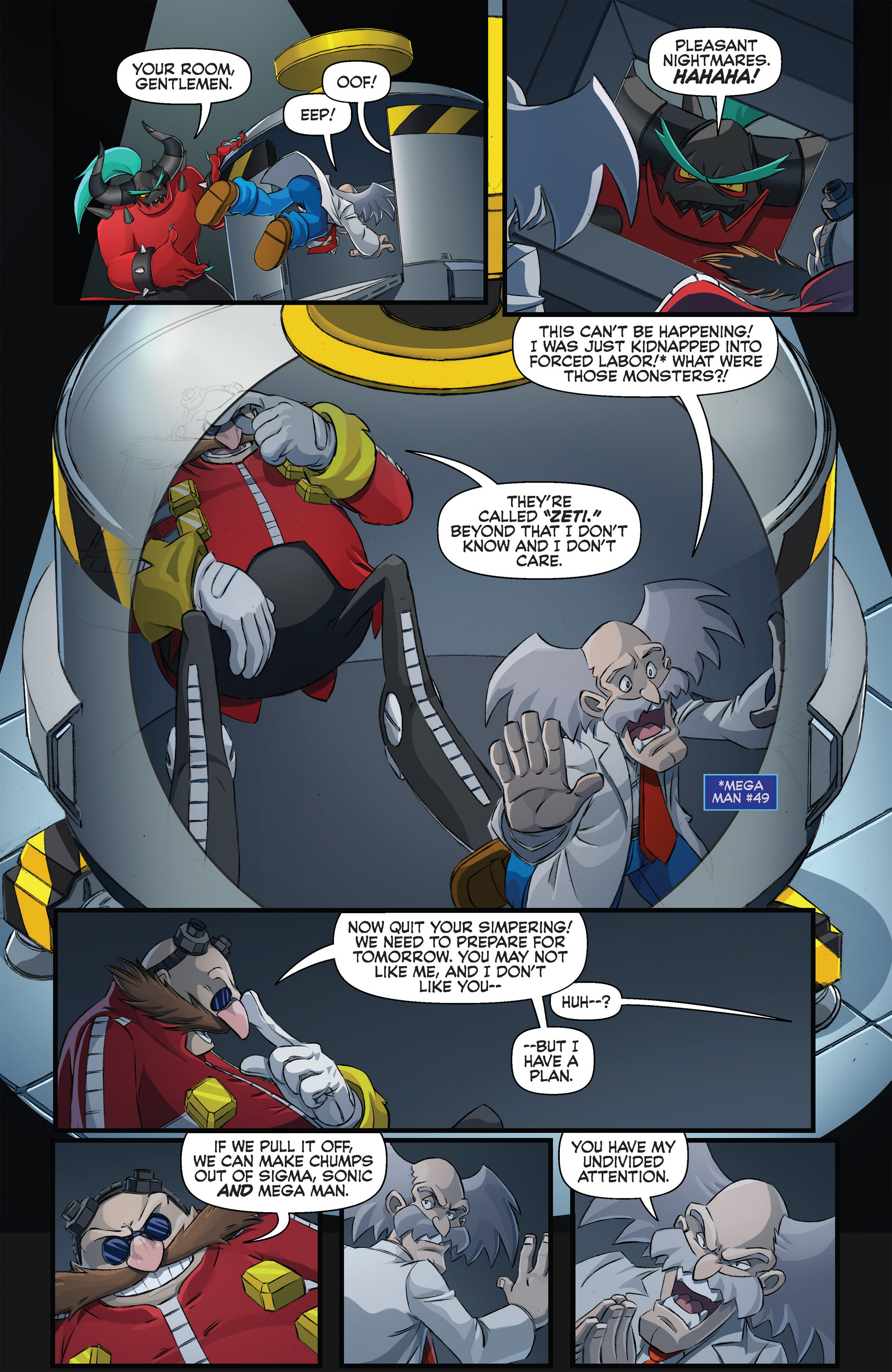 Read online Sonic Universe comic -  Issue #76 - 14