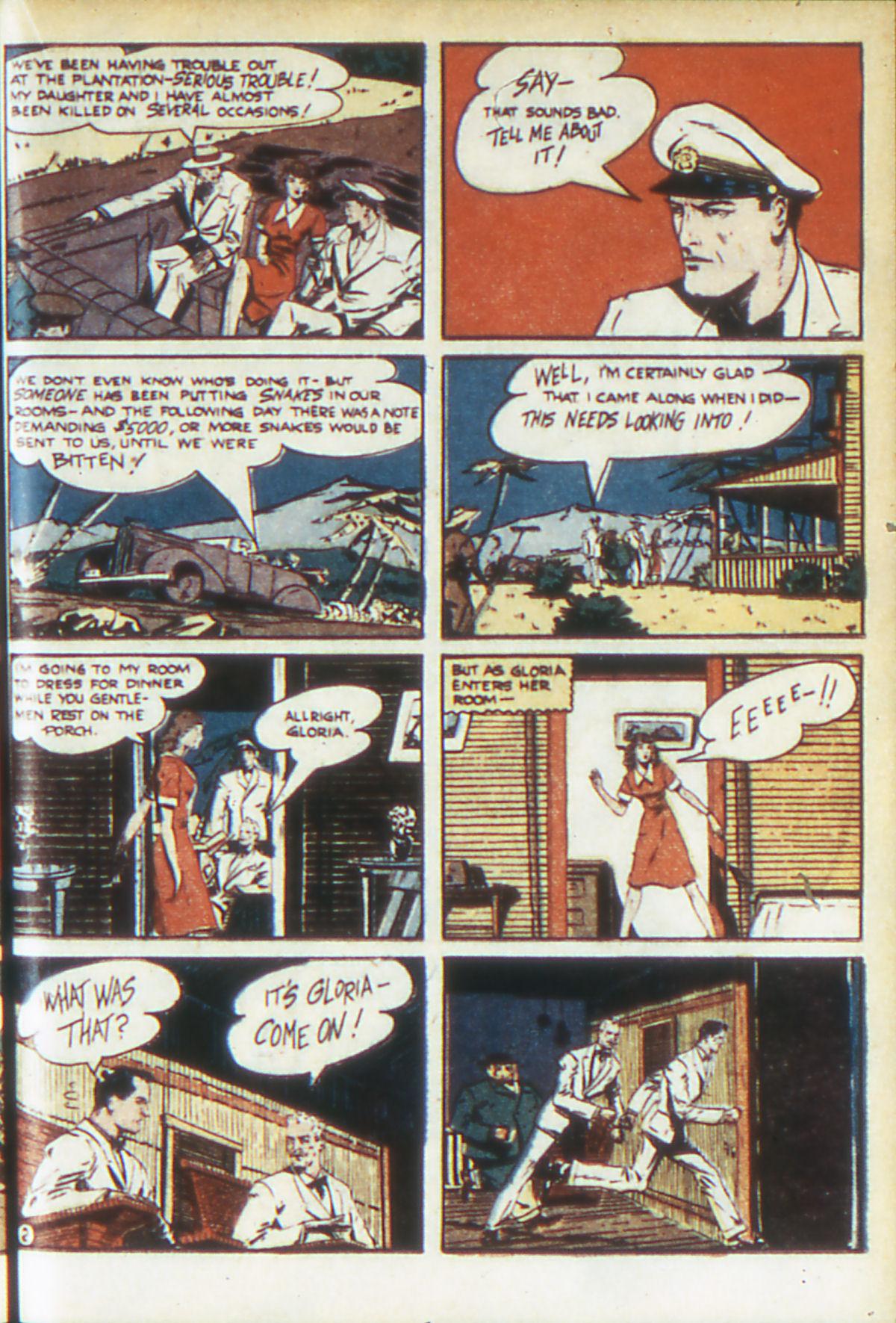 Read online Adventure Comics (1938) comic -  Issue #64 - 26