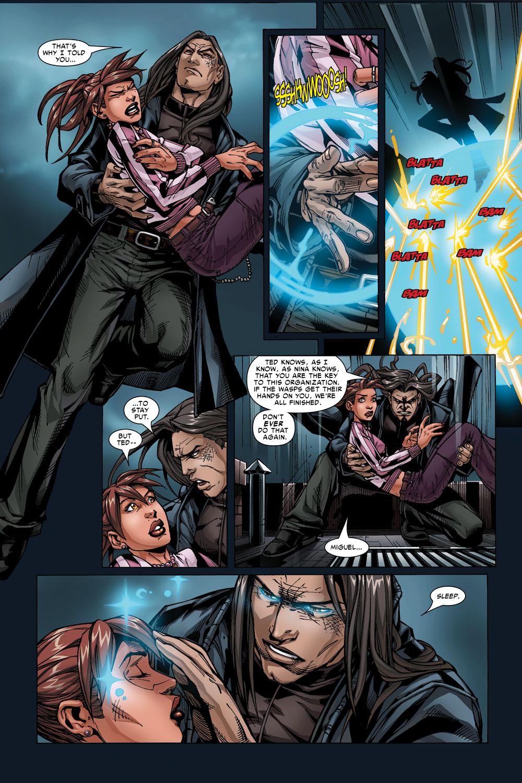 Read online Amazing Fantasy (2004) comic -  Issue #4 - 9