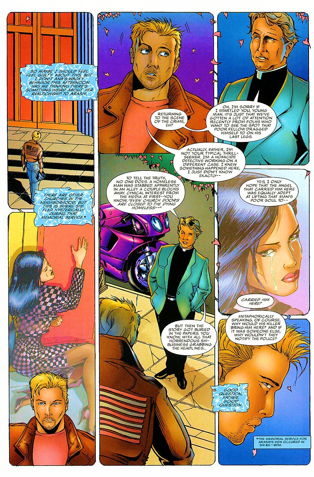 Shi: The Way of the Warrior Issue #7 #7 - English 13