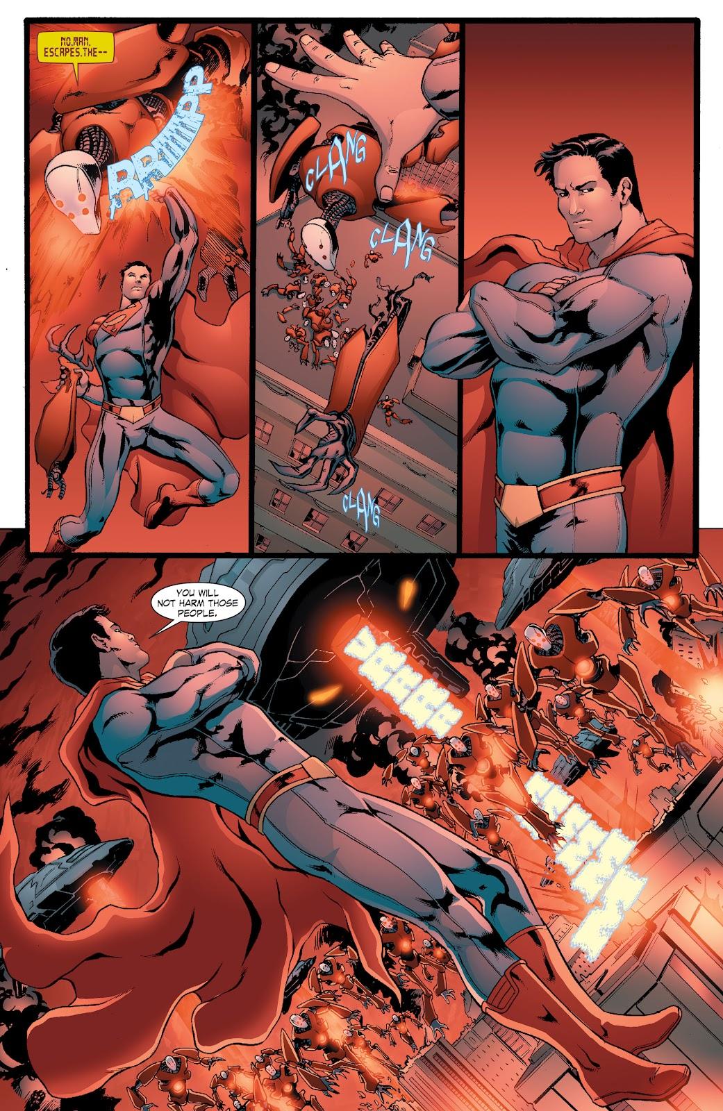 Read online Smallville Season 11 [II] comic -  Issue # TPB 8 - 85