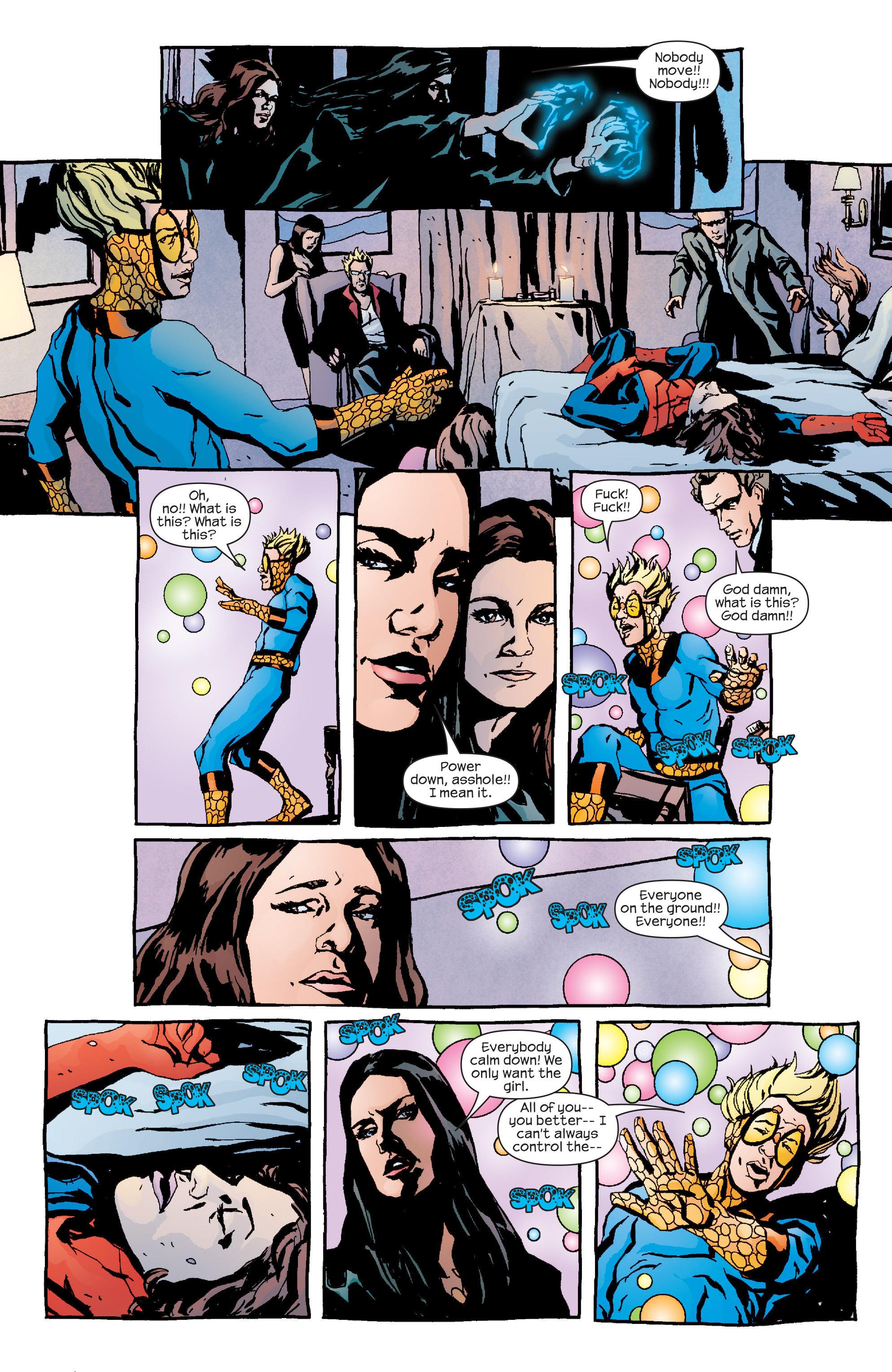 Read online Alias comic -  Issue #20 - 20
