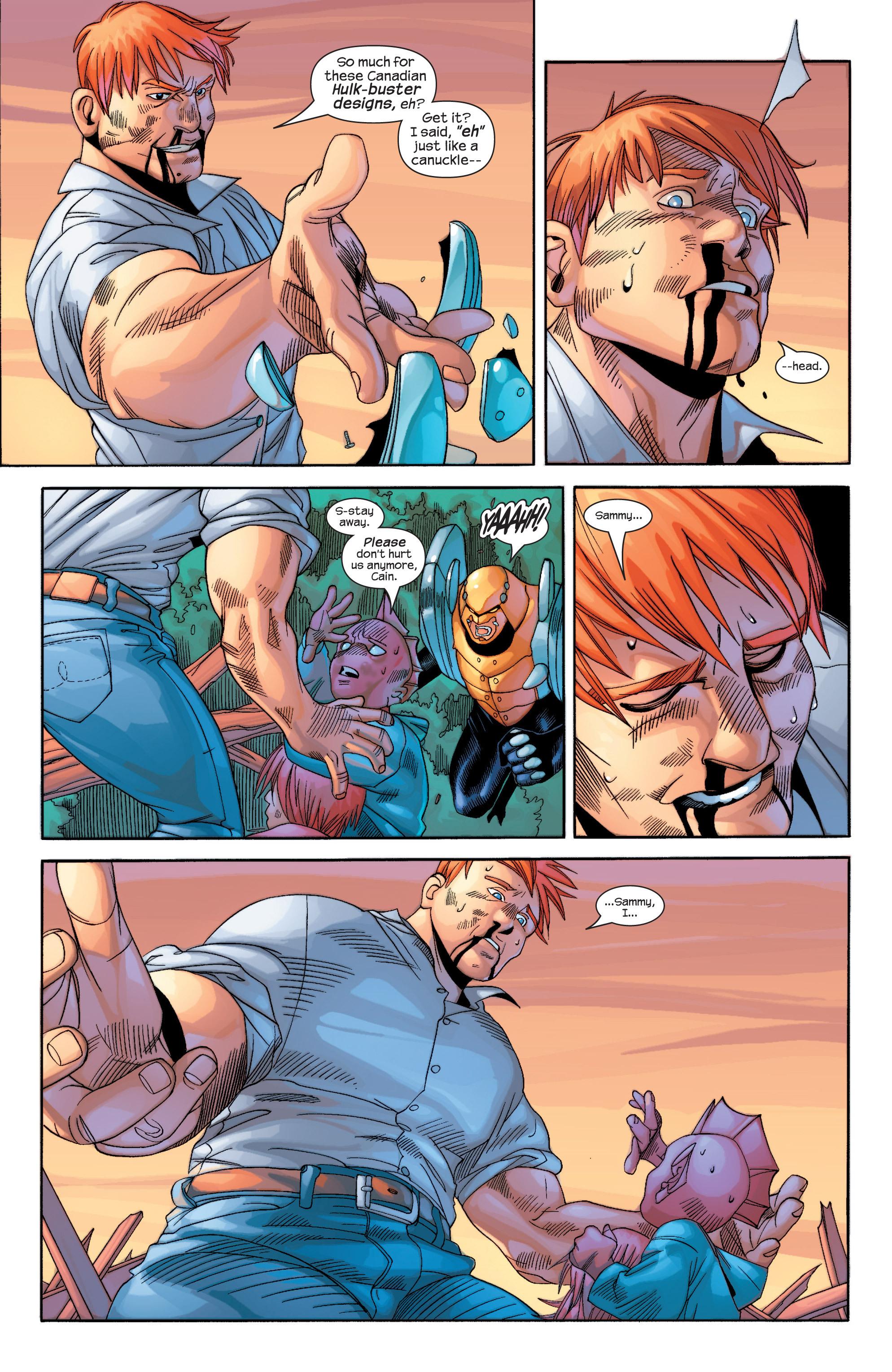 Read online Uncanny X-Men (1963) comic -  Issue #434 - 8
