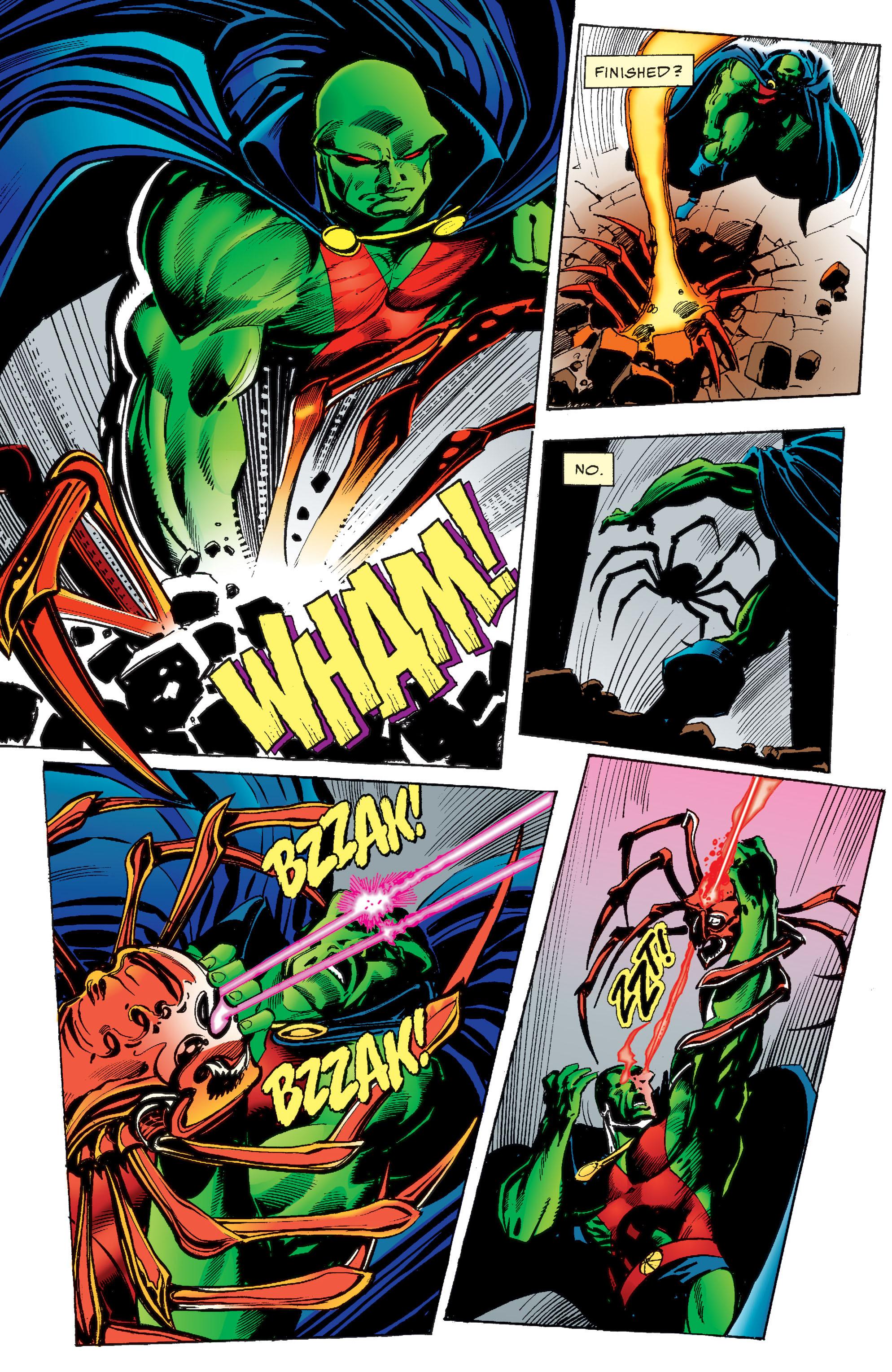 Read online Martian Manhunter: Son of Mars comic -  Issue # TPB - 40