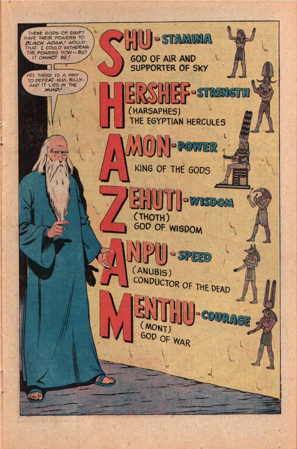 Read online Shazam! (1973) comic -  Issue #28 - 15