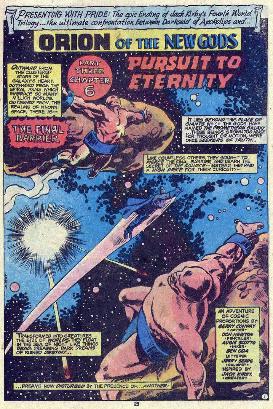 Read online Adventure Comics (1938) comic -  Issue #460 - 25