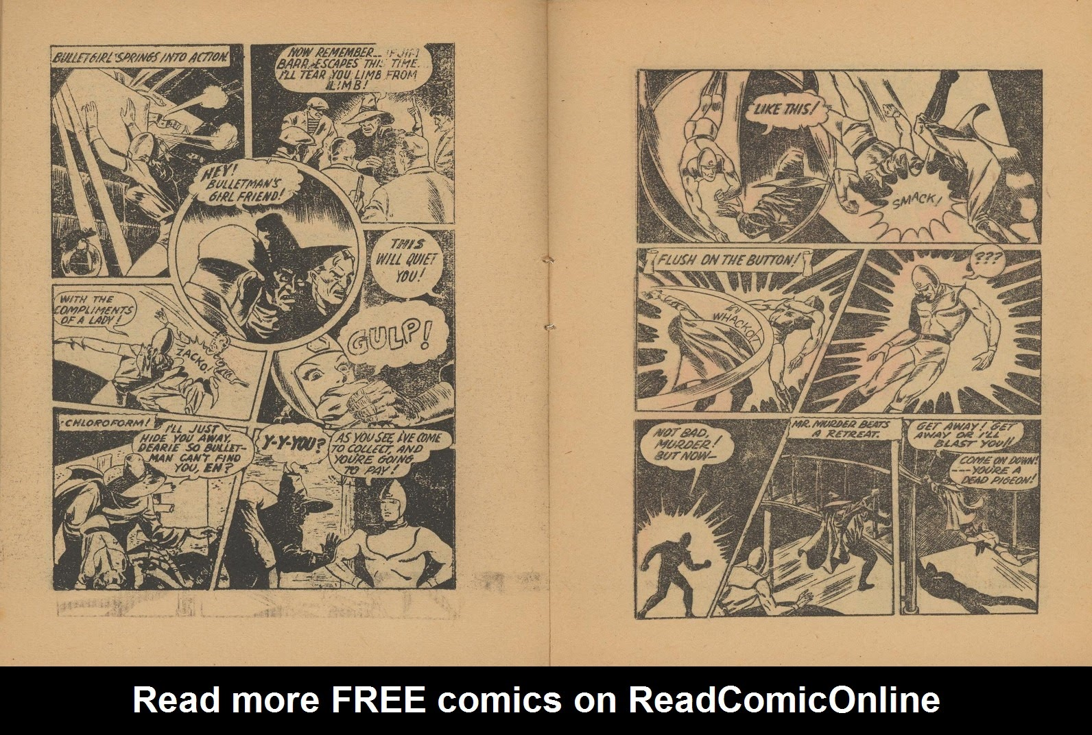 Bulletman issue 11 - Page 7