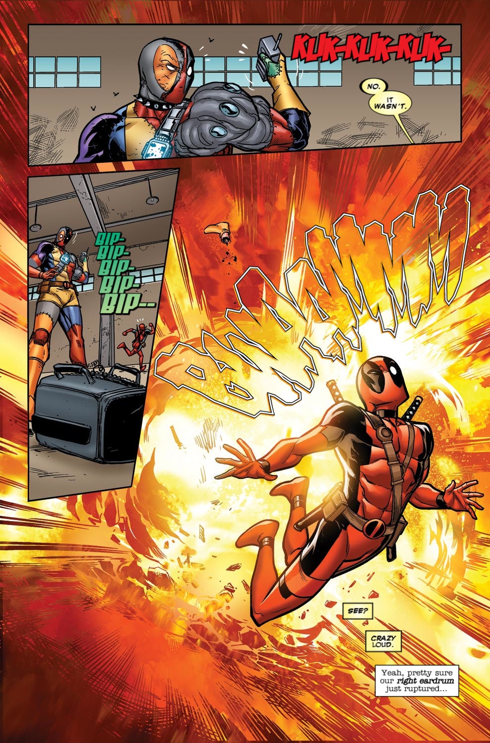 Read online Deadpool (2008) comic -  Issue #49 - 16