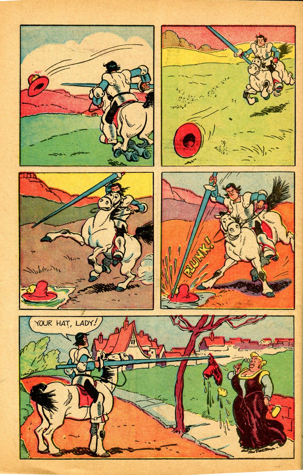 Read online Famous Funnies comic -  Issue #159 - 44