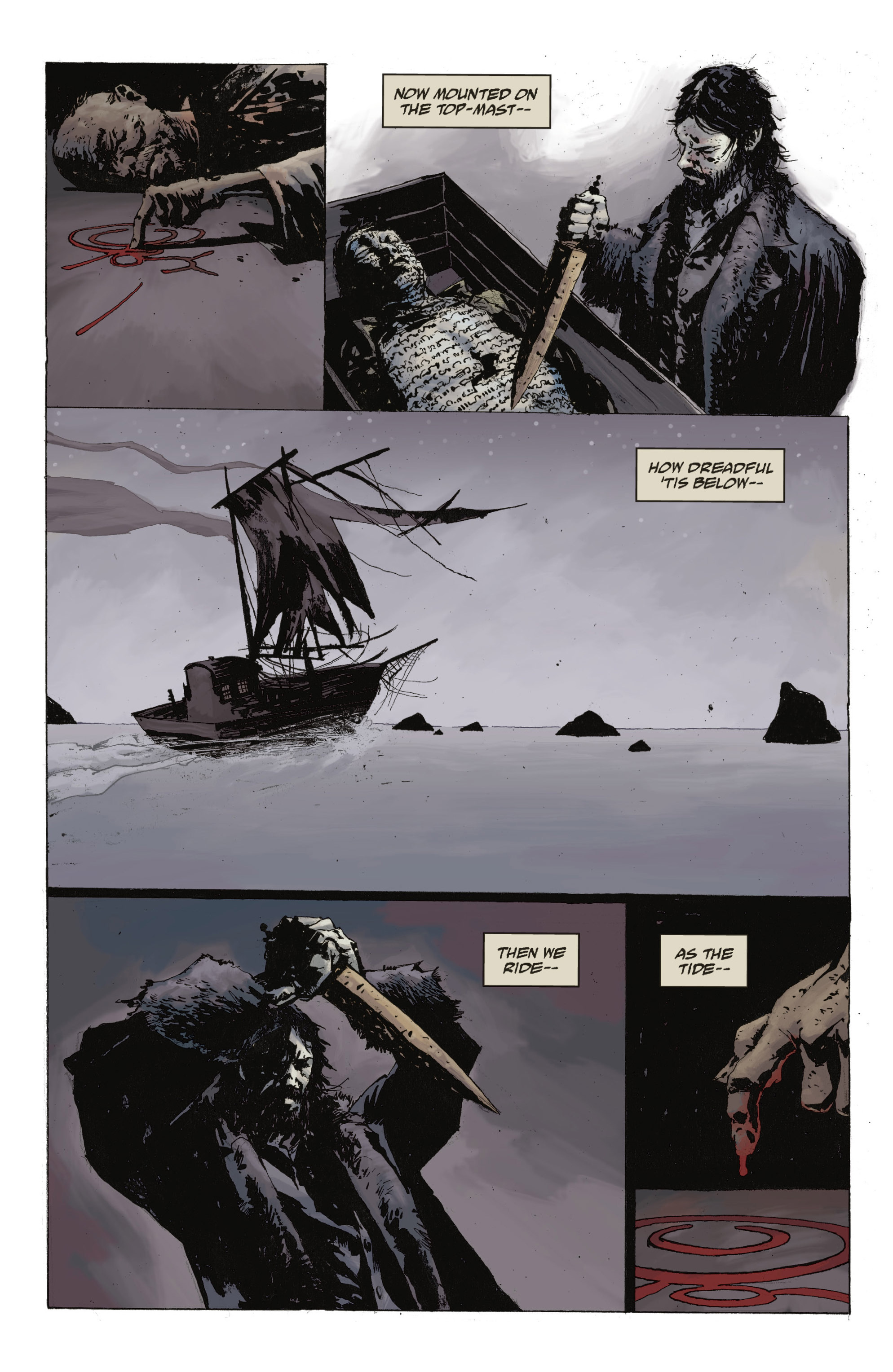 Read online Abe Sapien: The Drowning comic -  Issue #Abe Sapien: The Drowning _TPB - 15