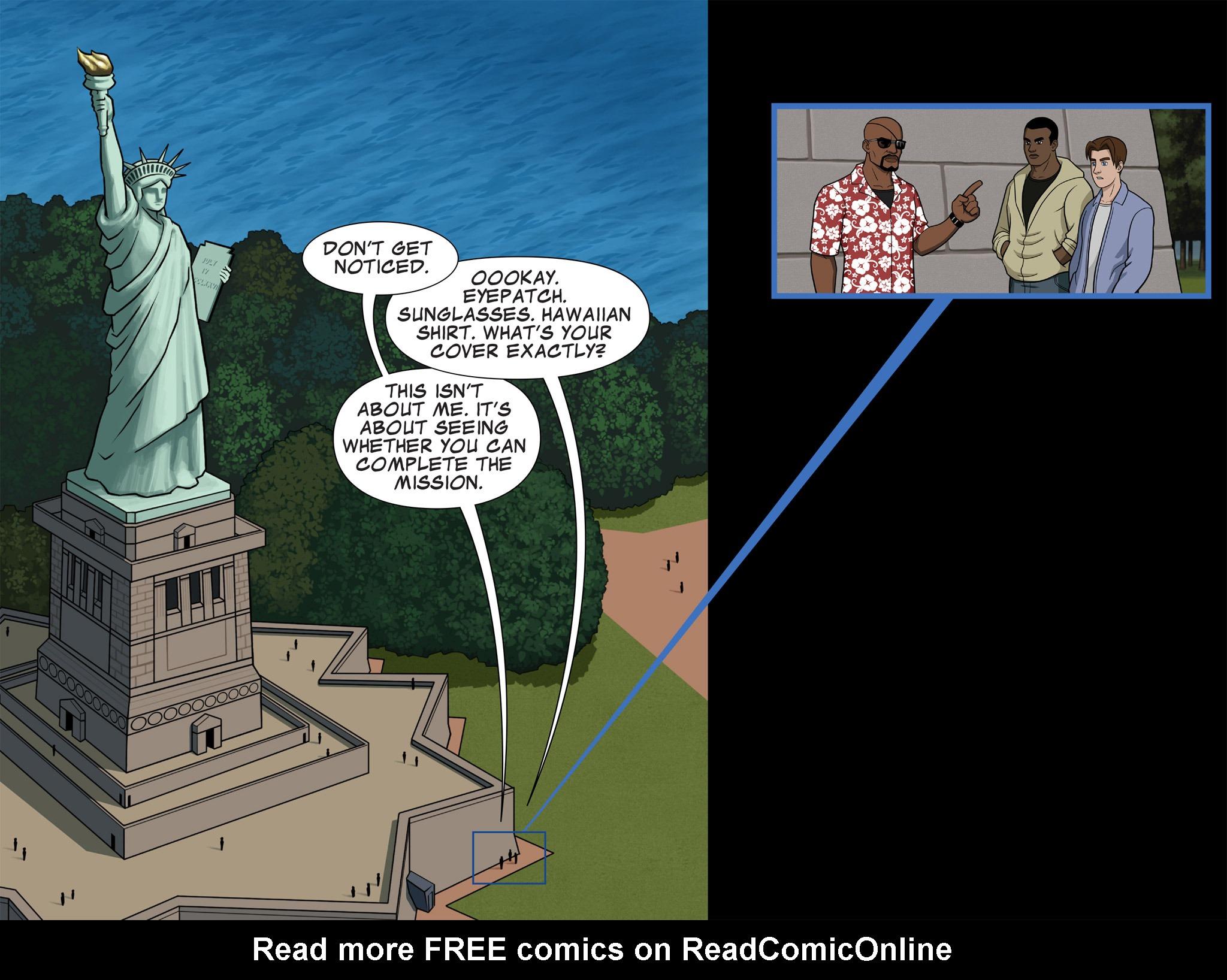 Read online Ultimate Spider-Man (Infinite Comics) (2015) comic -  Issue #7 - 5