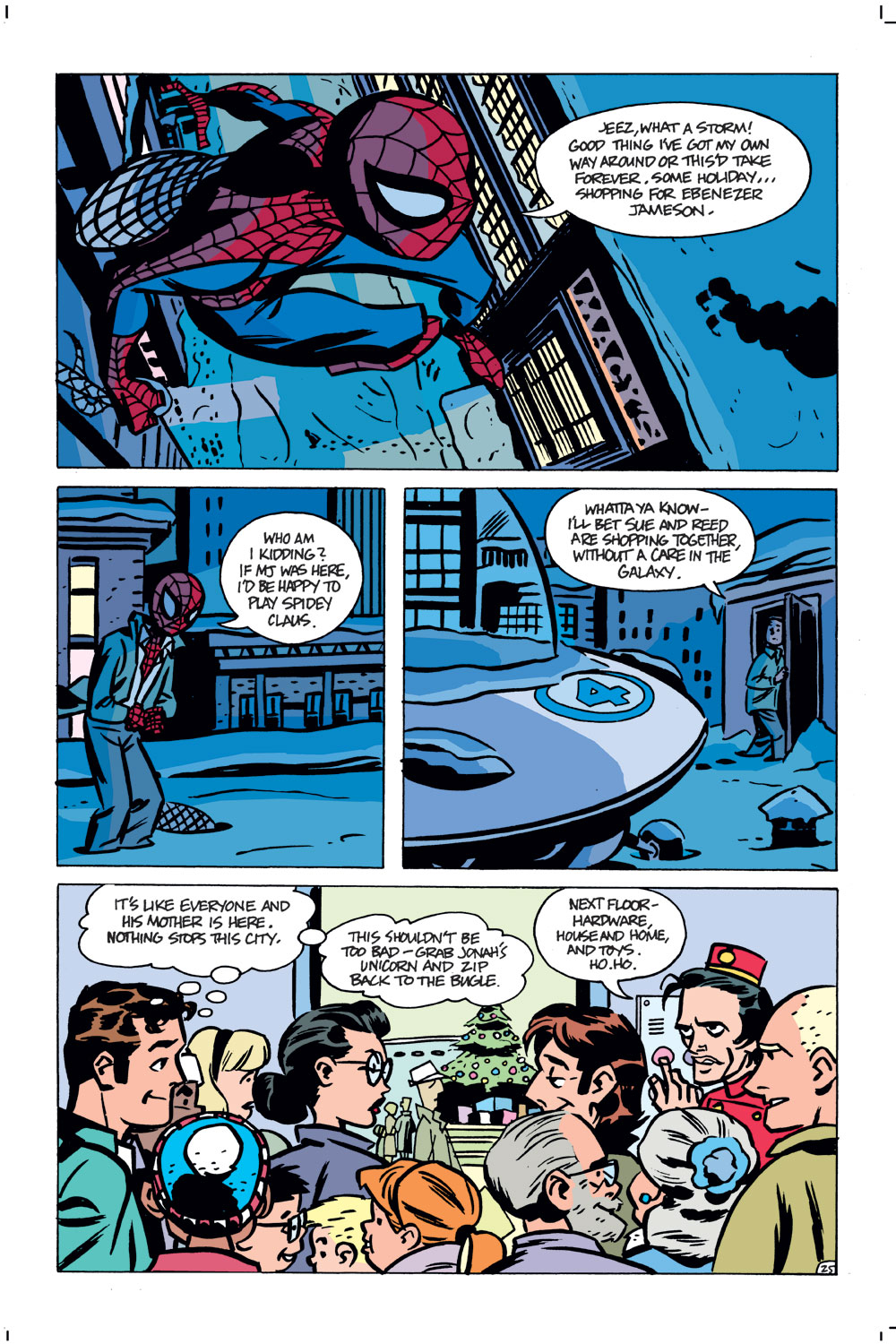 Spider-Man's Tangled Web Issue #21 #21 - English 25