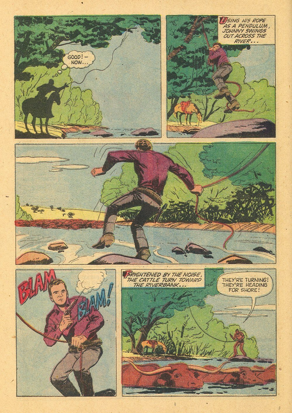 Four Color Comics issue 776 - Page 32